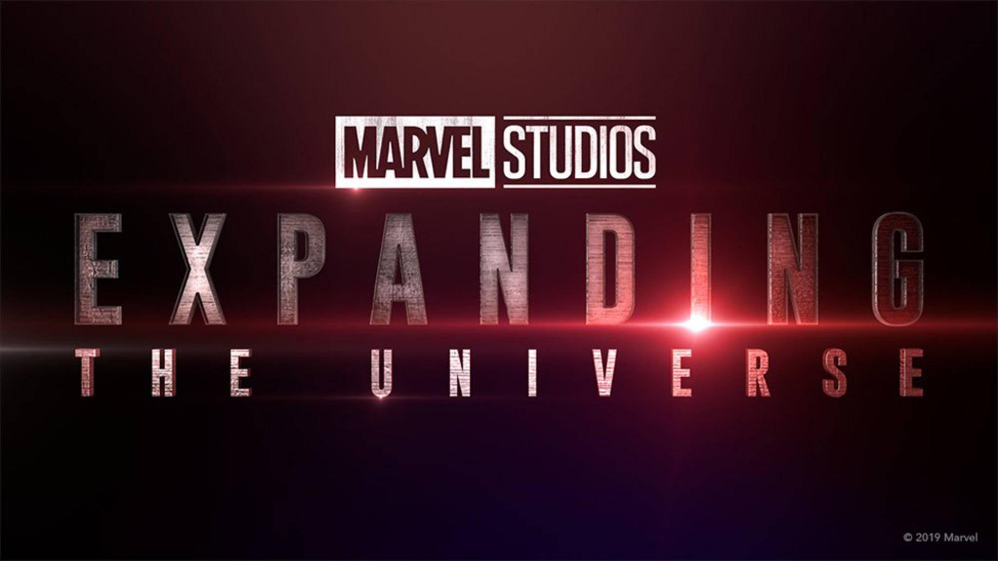 Marvel Studios Expanding the Universe