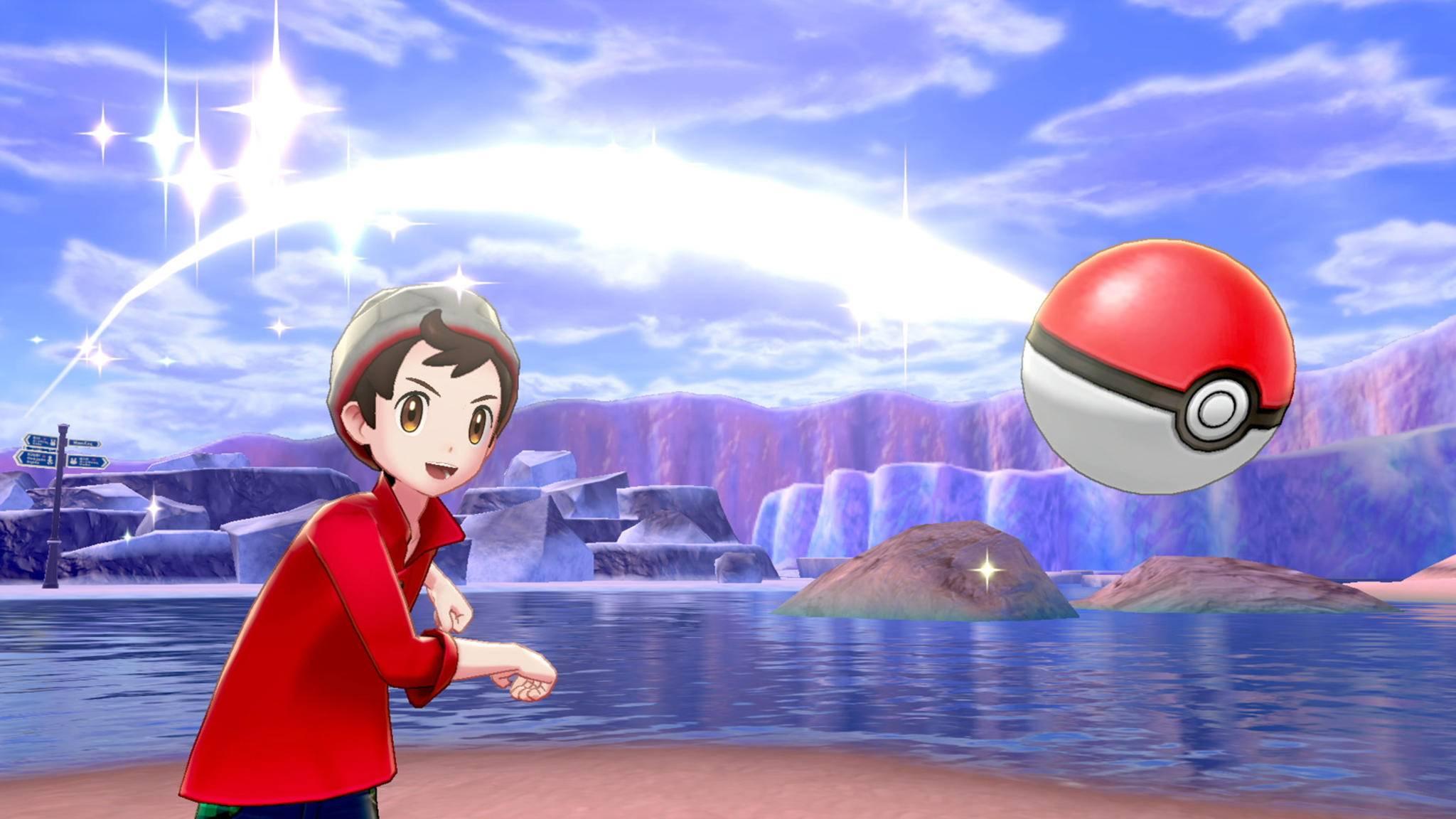 Pokémon Schwert und Schild Nintendo