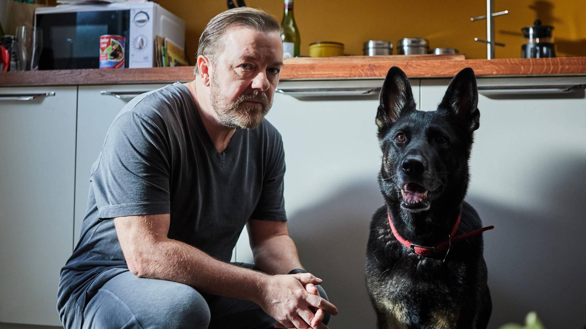 Ricky Gervais After Life Netflix