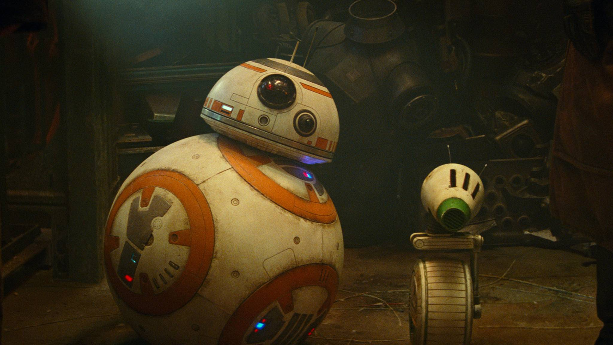Star Wars Aufstieg Skywalkers BB-8 D-O