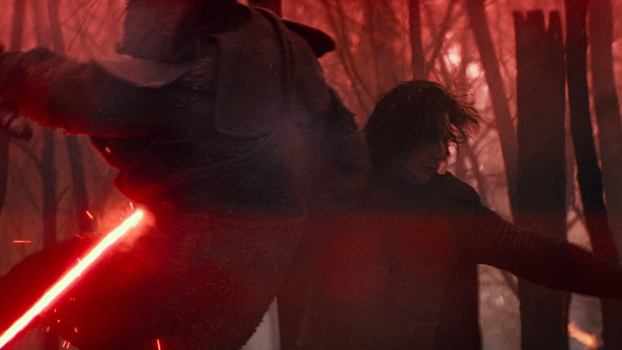 Star Wars Aufstieg Skywalkers Kylo Ren