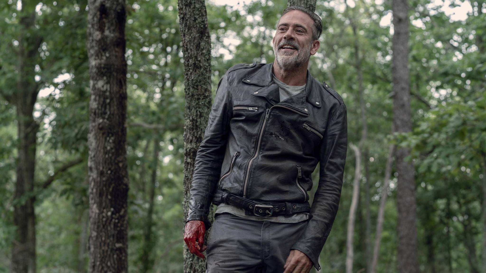 The Walking Dead-S10E06-Negan-Jace Downs-AMC