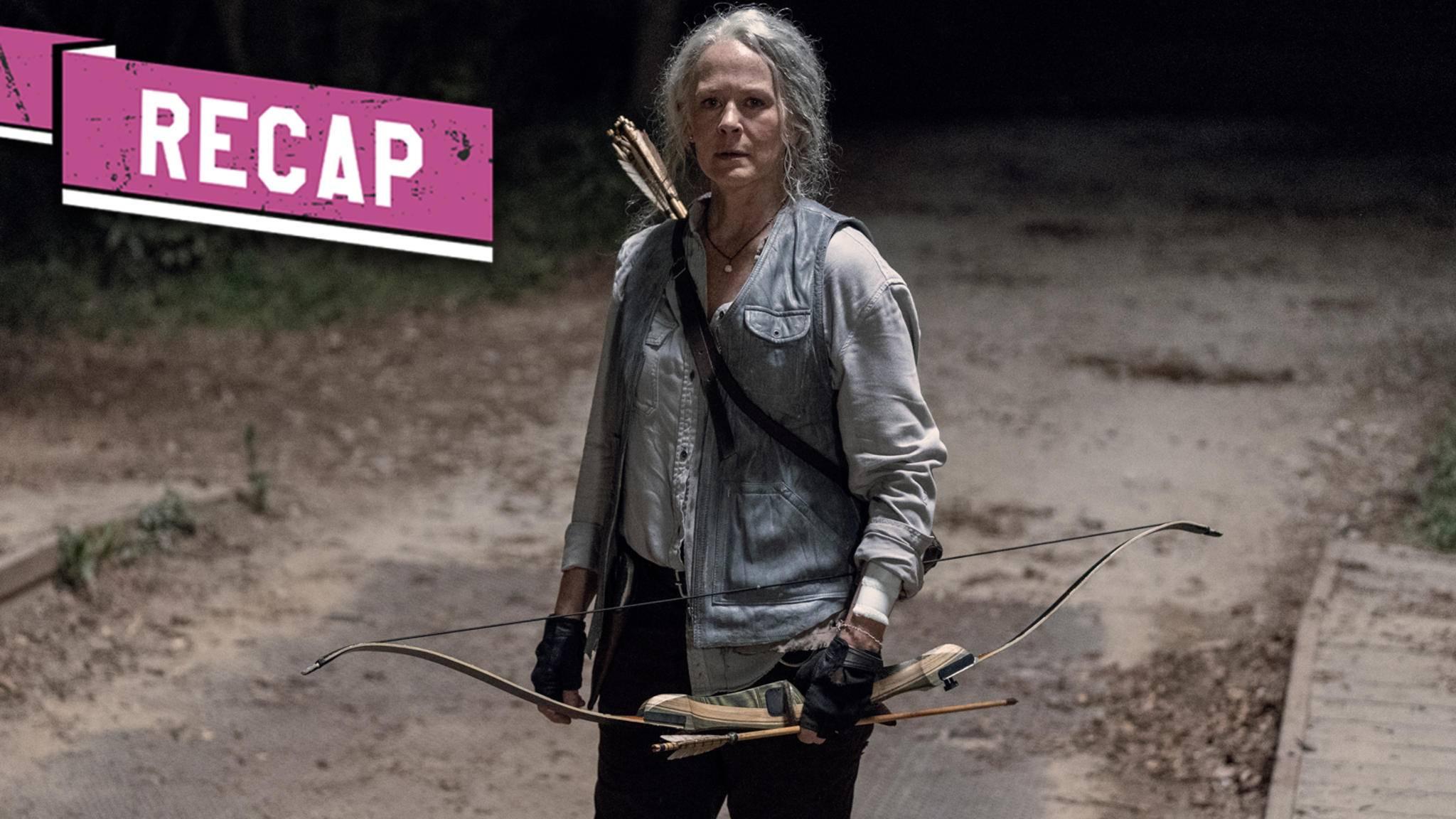 The Walking Dead-S10E07-Carol-Jace Downs-AMC-Teaserbild