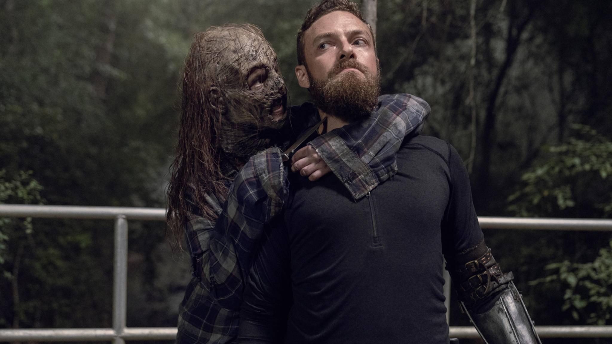 The Walking Dead-S10E07-Gamma-Aaron-Jace Downs-AMC
