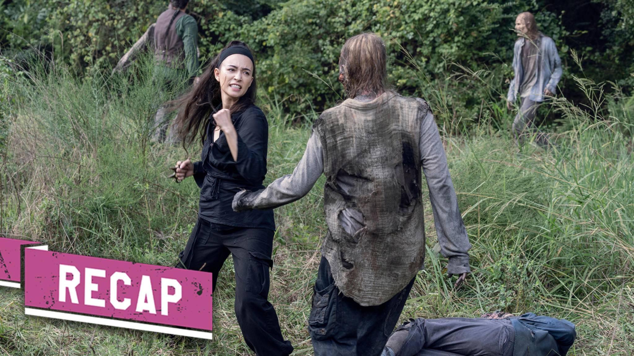 The Walking Dead-S10E08-Rosita-Jace Downs-AMC-Teaserbild