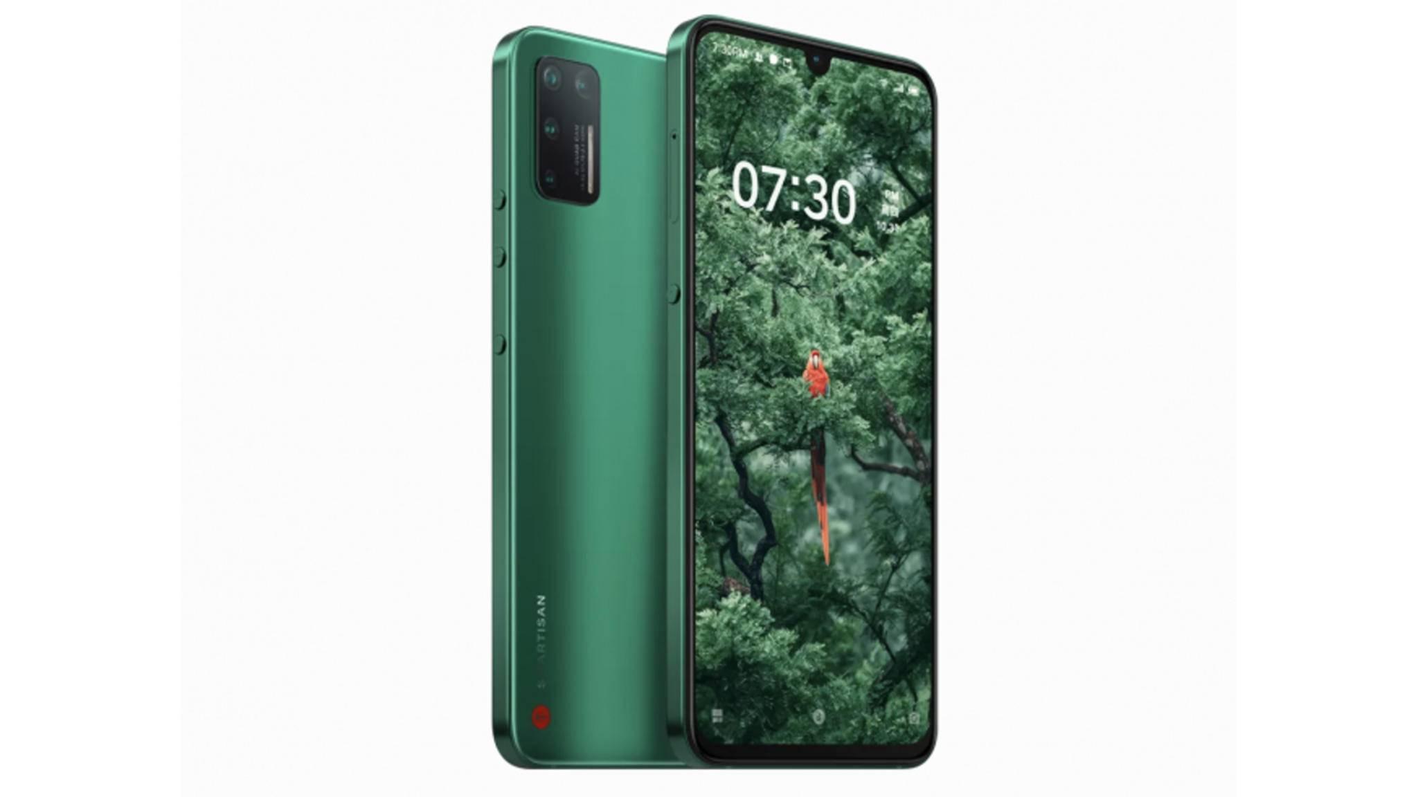 TikTok-Smartphone