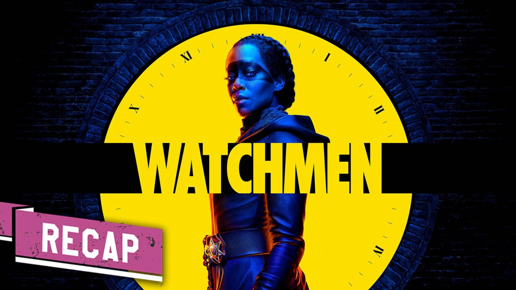"""Unbequem, mutig und verstörend: """"Watchmen"""" wird für Diskussionen sorgen."""