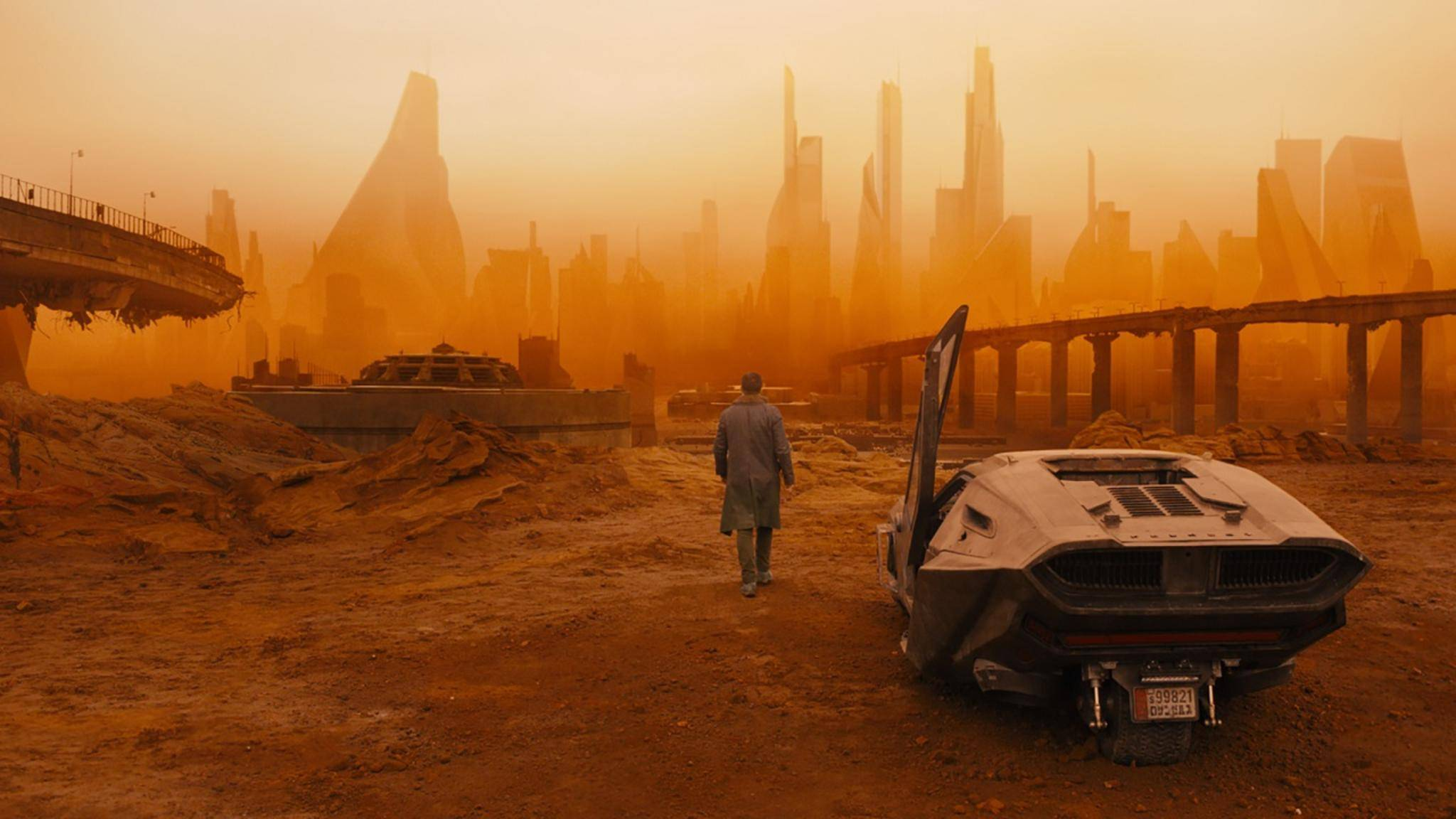 Blade Runner 2049 Auto