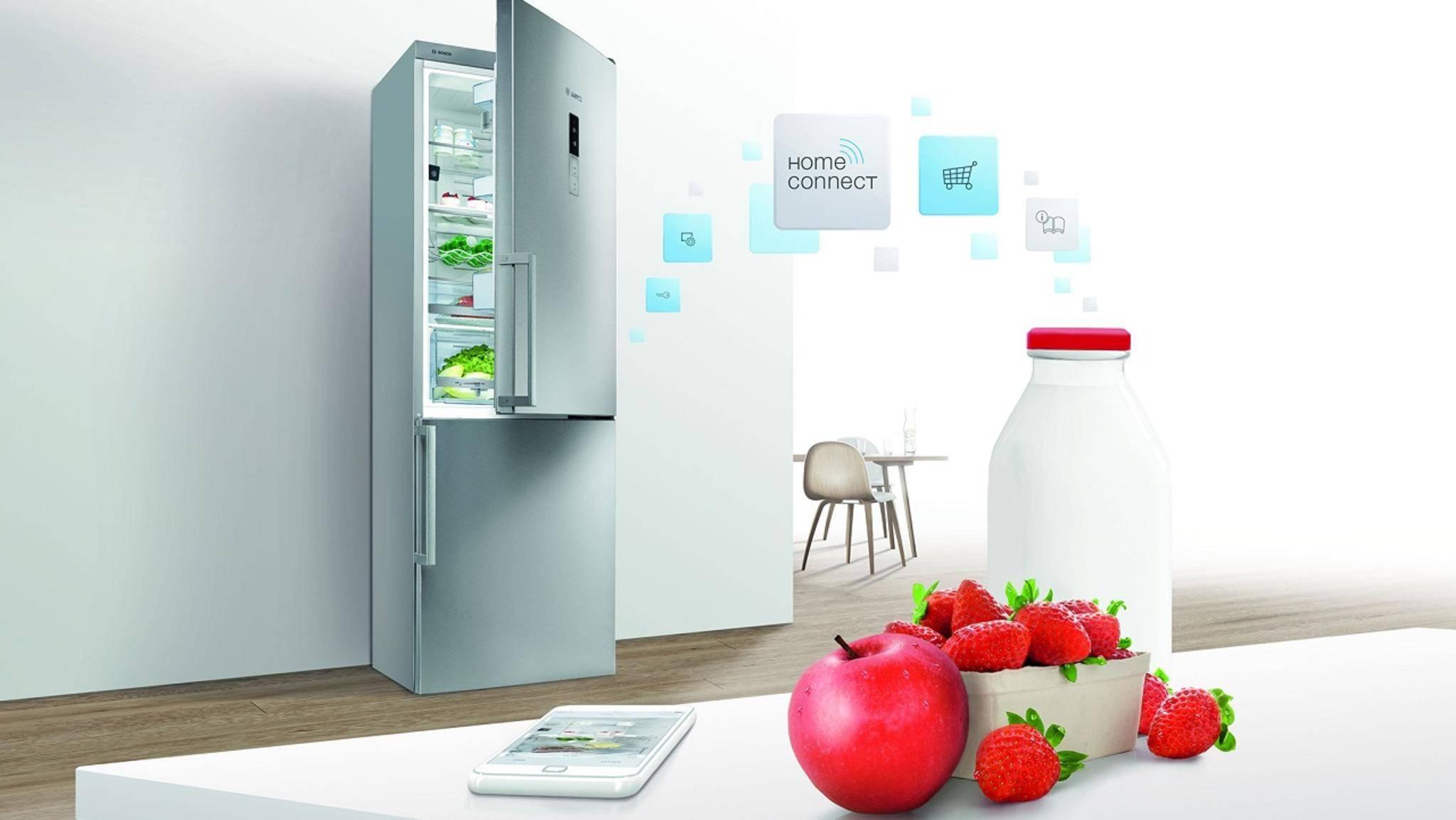 Bosch smarter Kühlschrank
