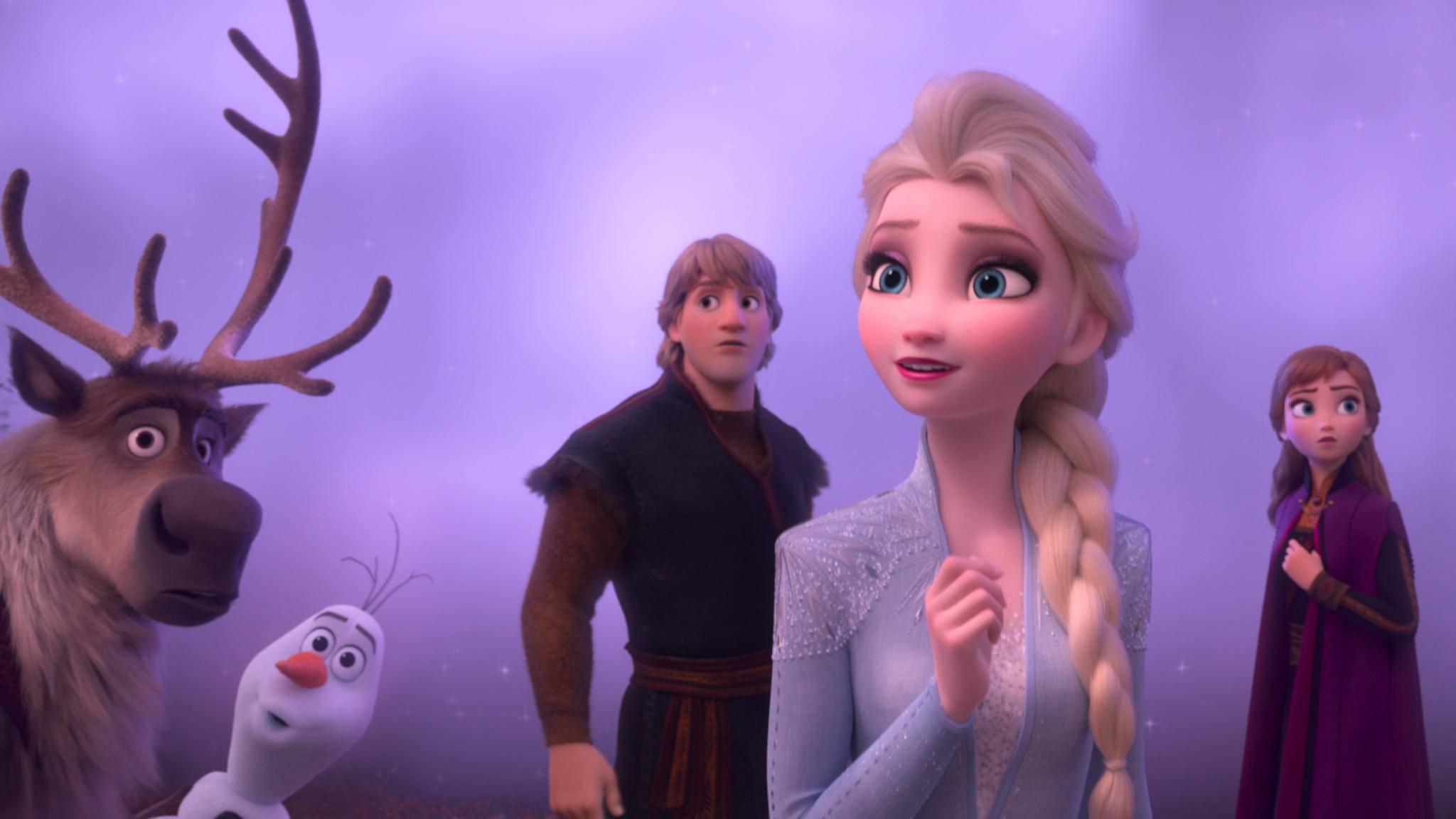 Grund zur Freude: Elsas neues Abenteuer ist mindestens genausogut wie der Vorgänger.