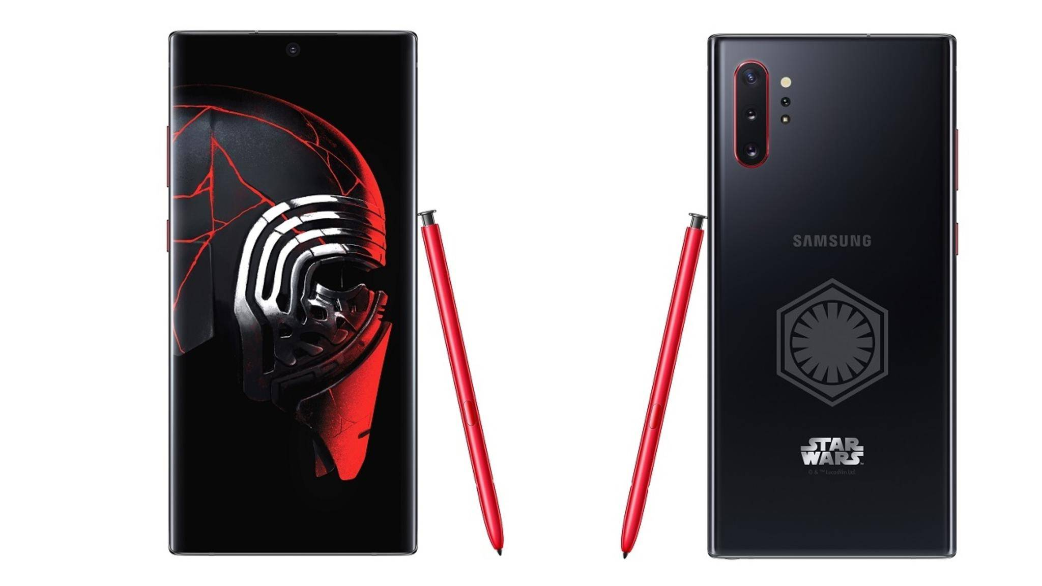 Galaxy Note 10+ Star Wars Edition