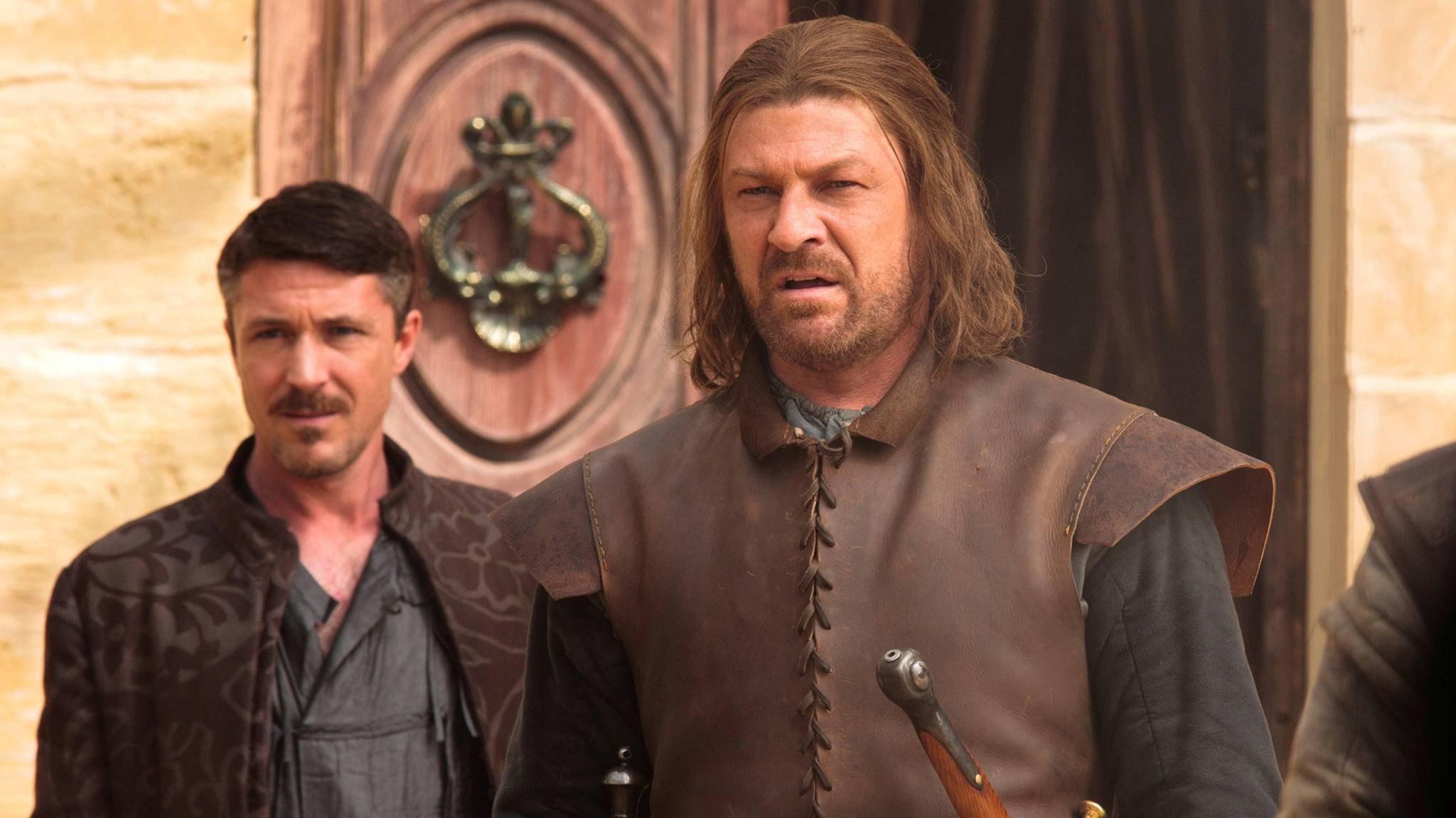 """Von Westeros in den Zug: Ein """"Game of Thrones""""-Star steigt in den Snowpiercer."""