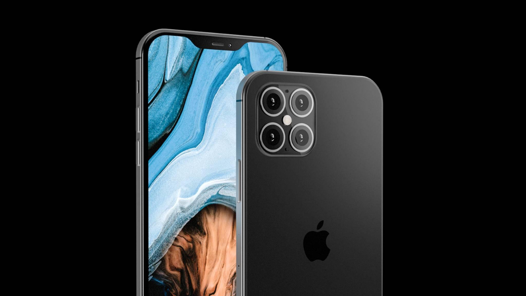 iPhone 12 Render