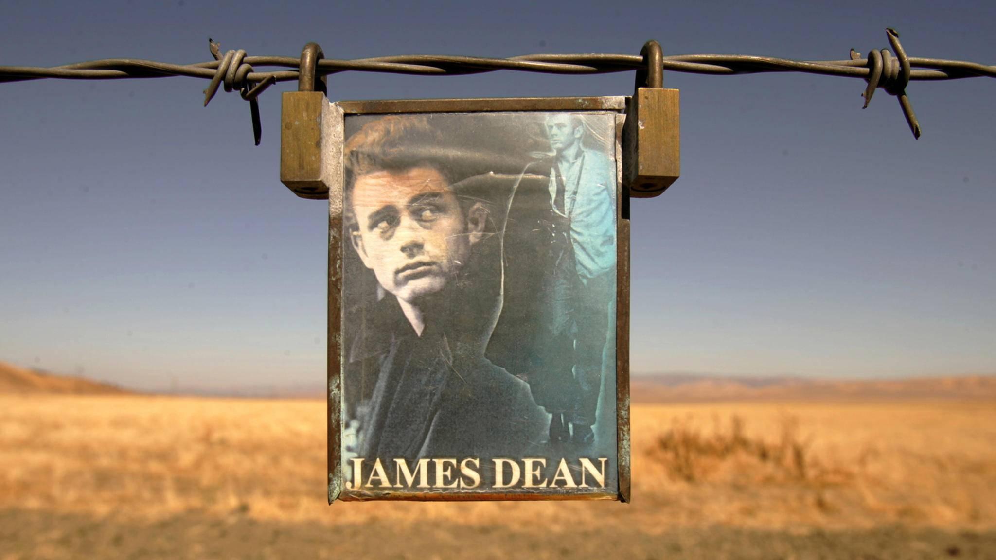 Hollywood-Ikone James Dean kehrt ins Kino zurück – Computertechnik macht's möglich.