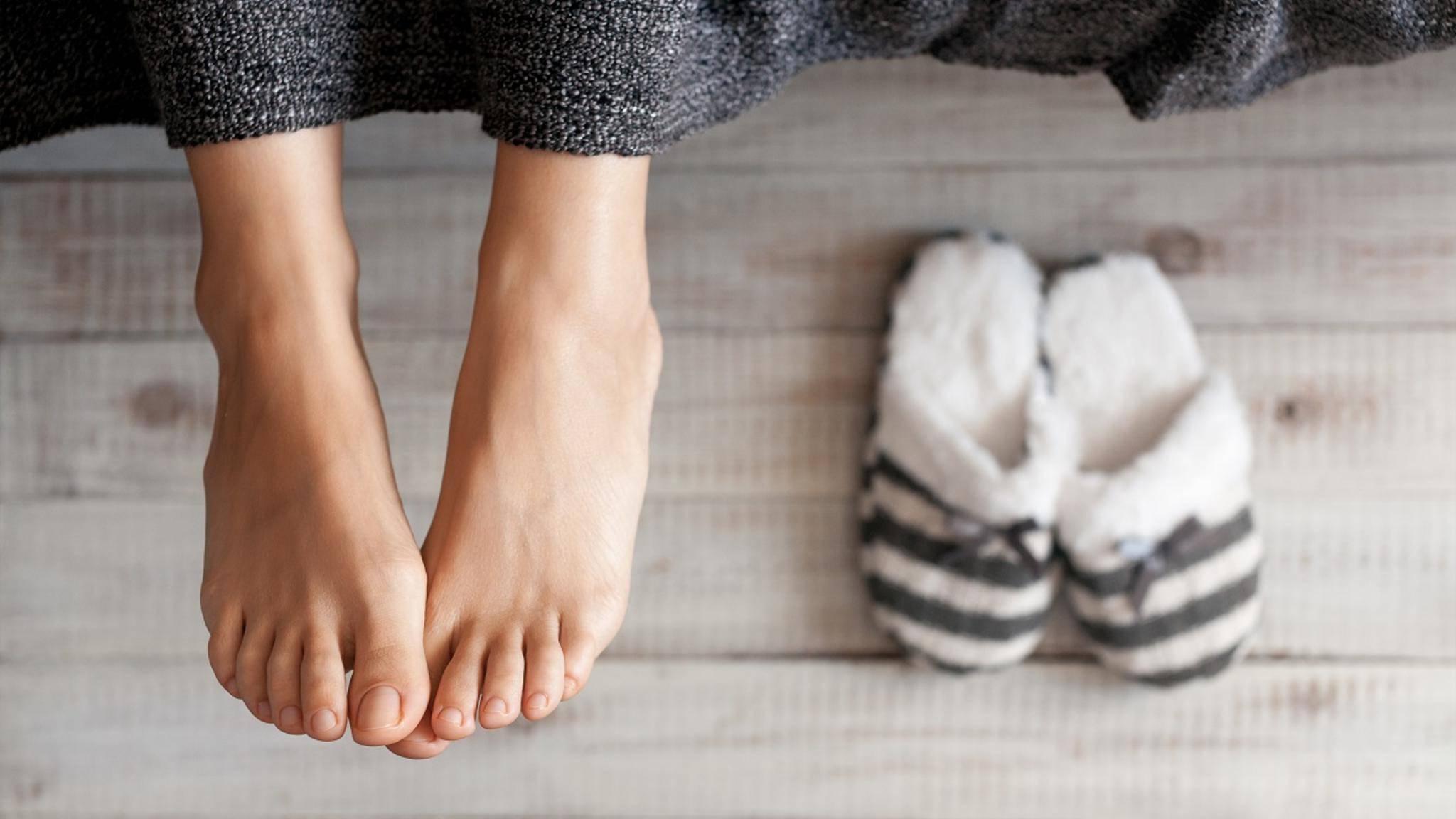 Kalte Füße im Winter