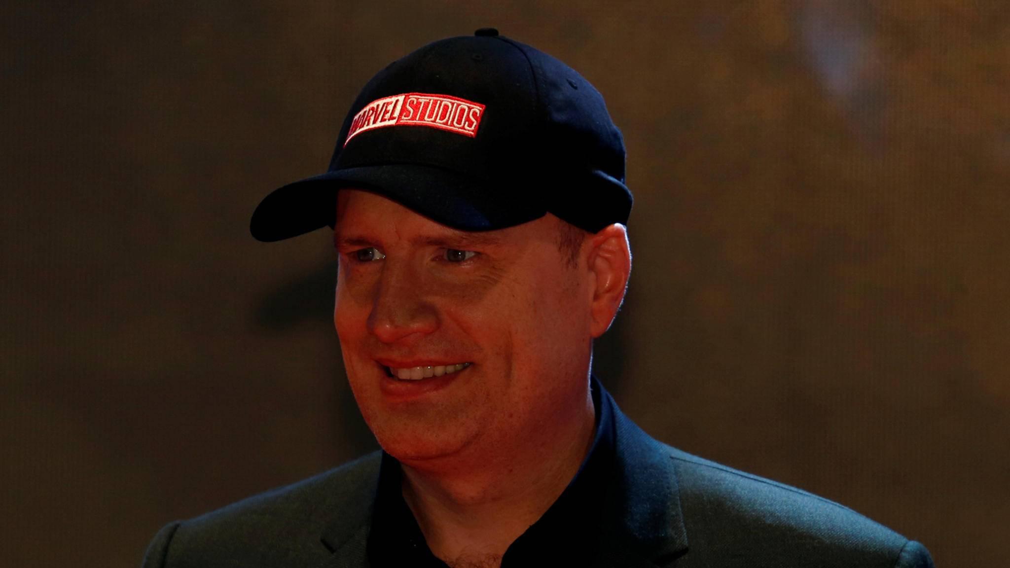 Marvel Studio Kevin Feige
