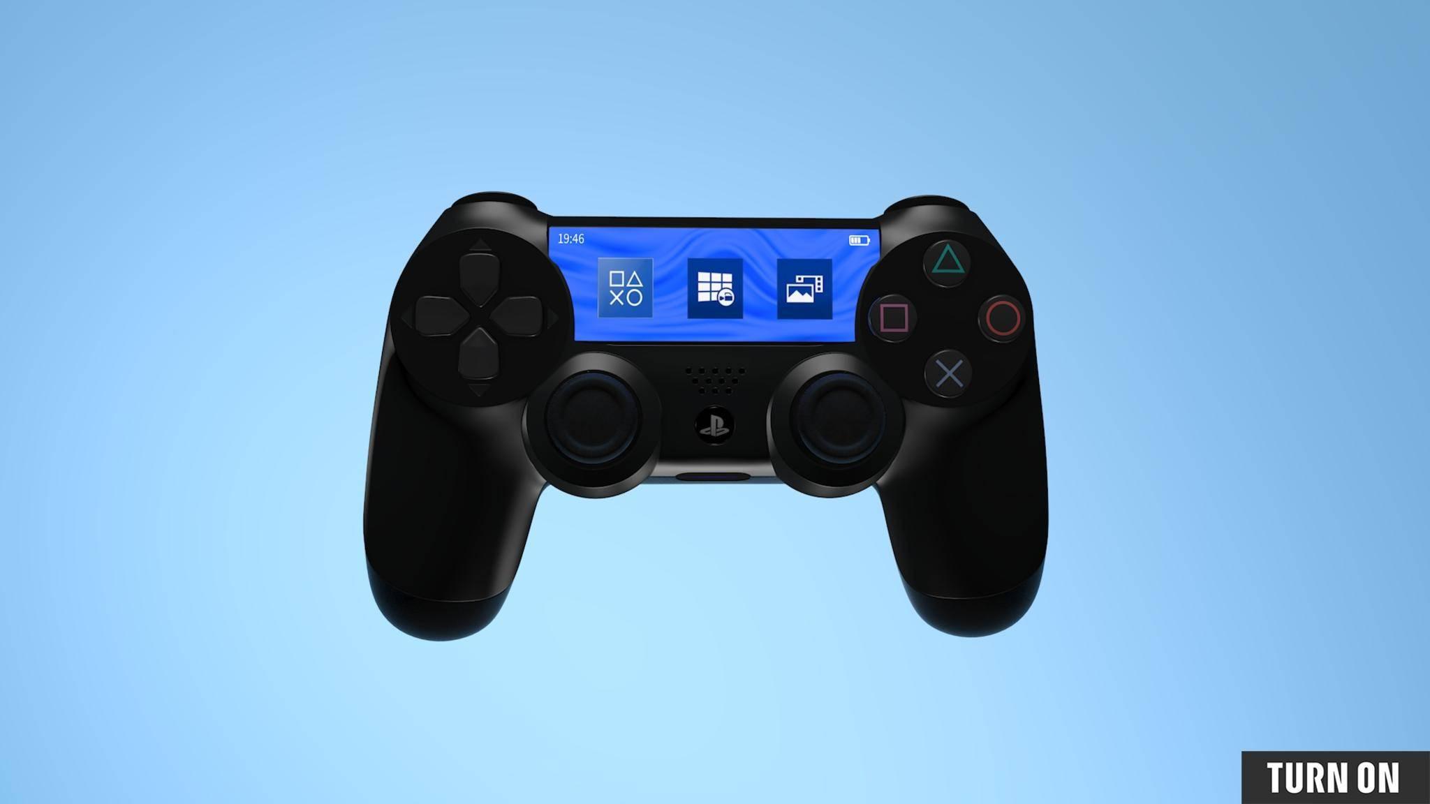 ps5-playstation-5-konzept-turn-on-controller-front