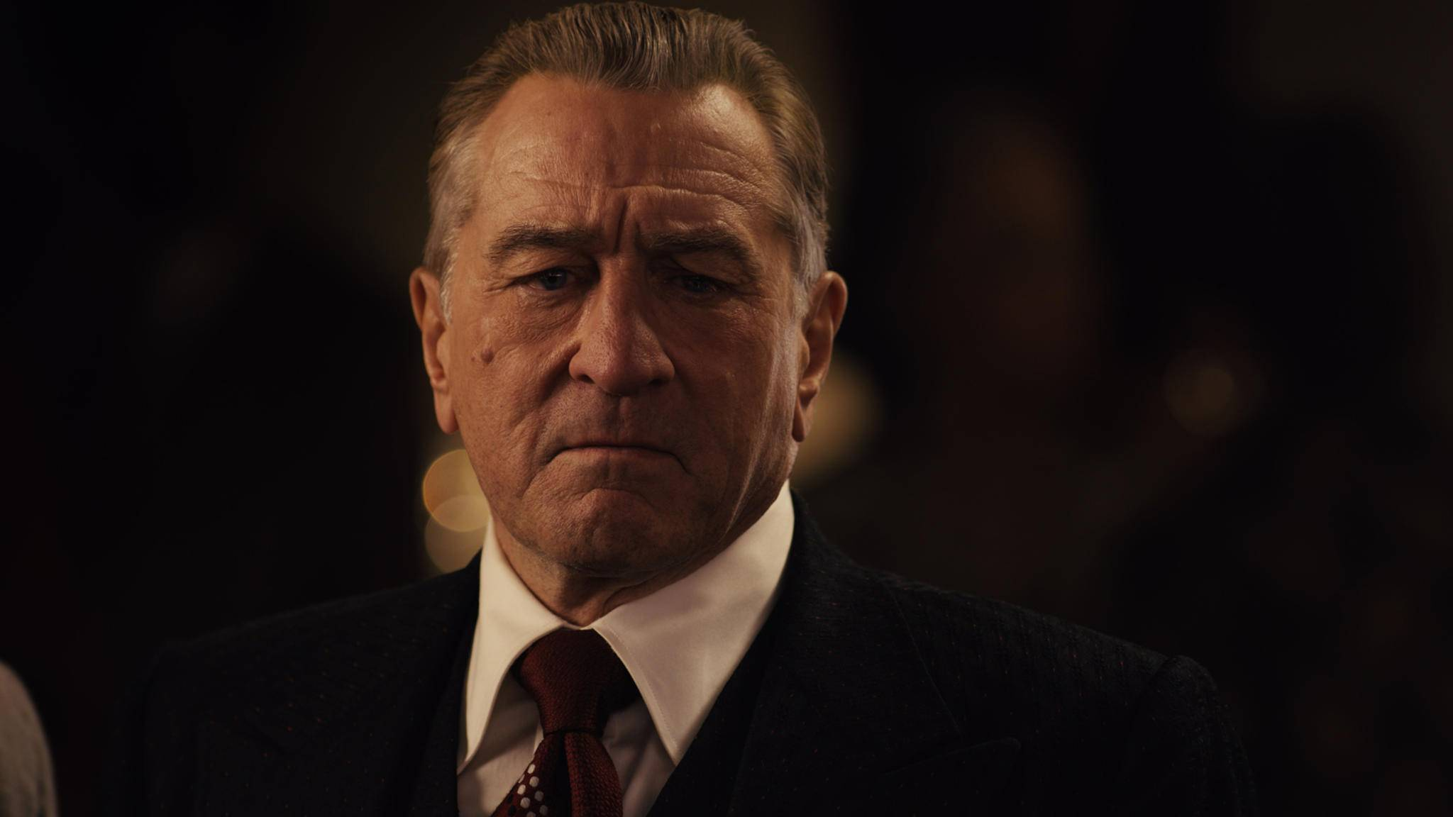 the irishman robert de niro
