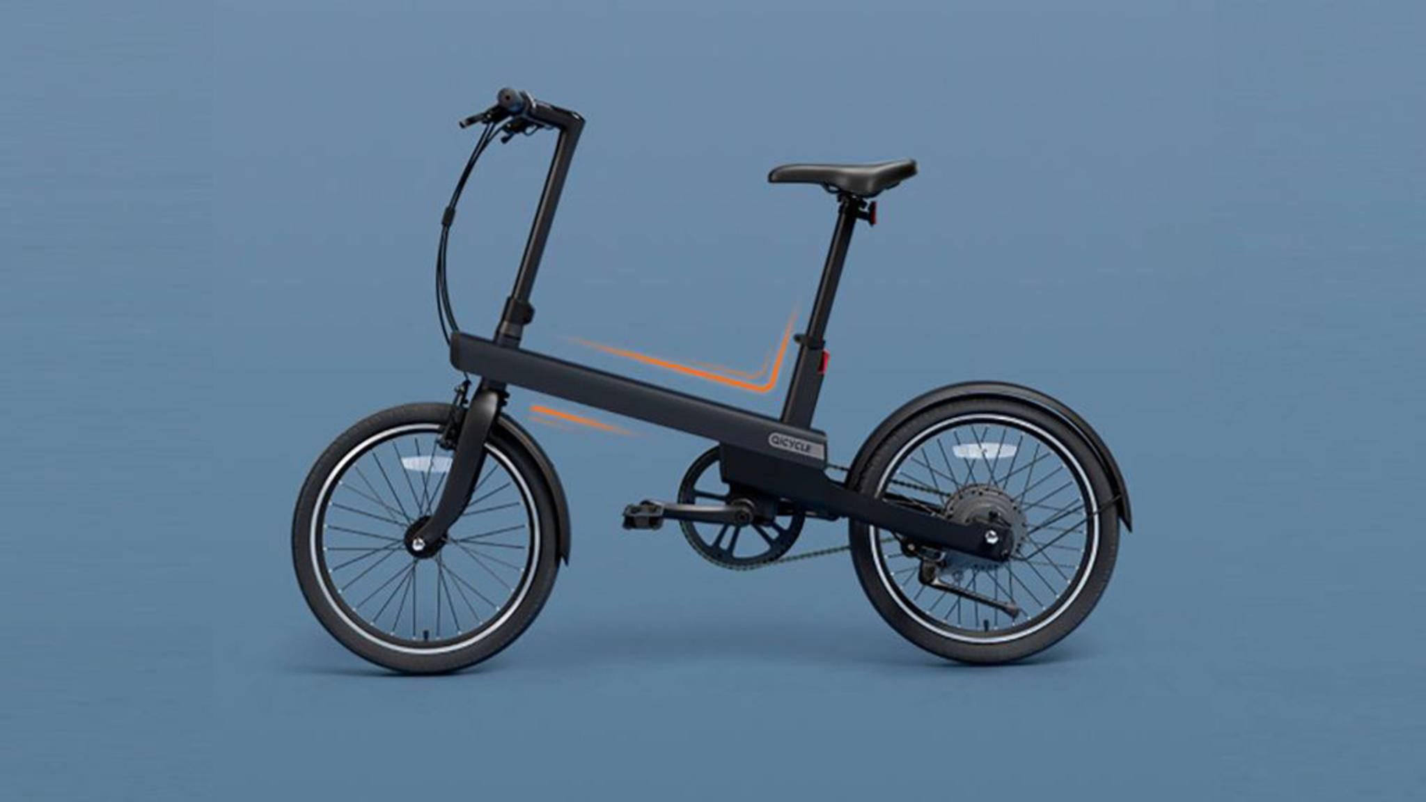xiaomi e-bike QiCycle