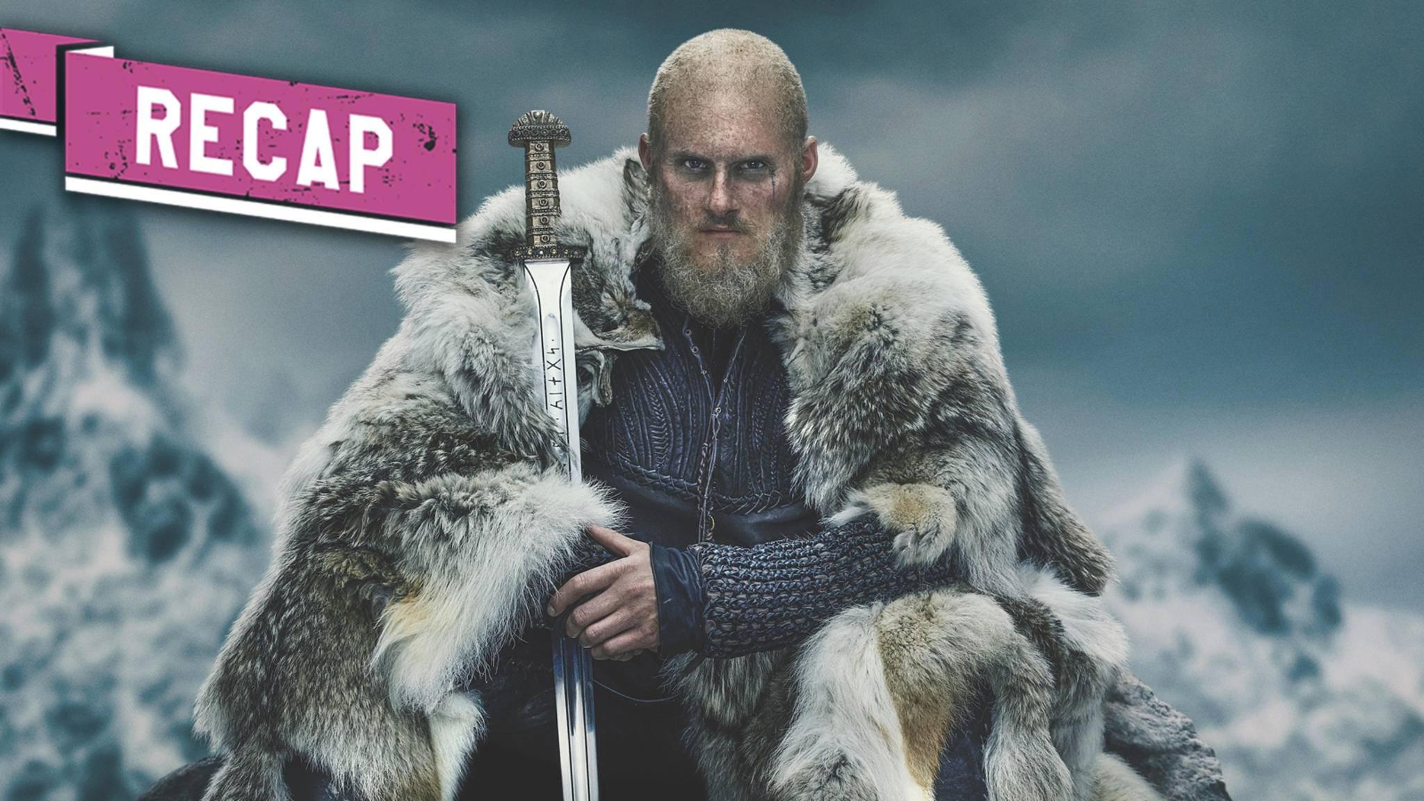 Bjorn Vikings Staffel 6 Poster Recap