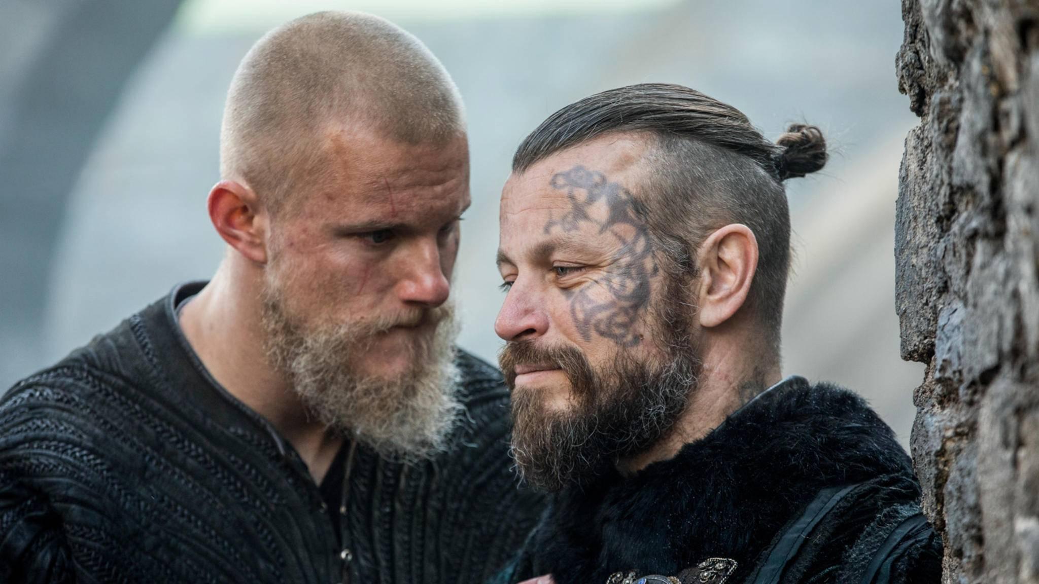 Bjorn und Harald Vikings Staffel 5 Teil 2