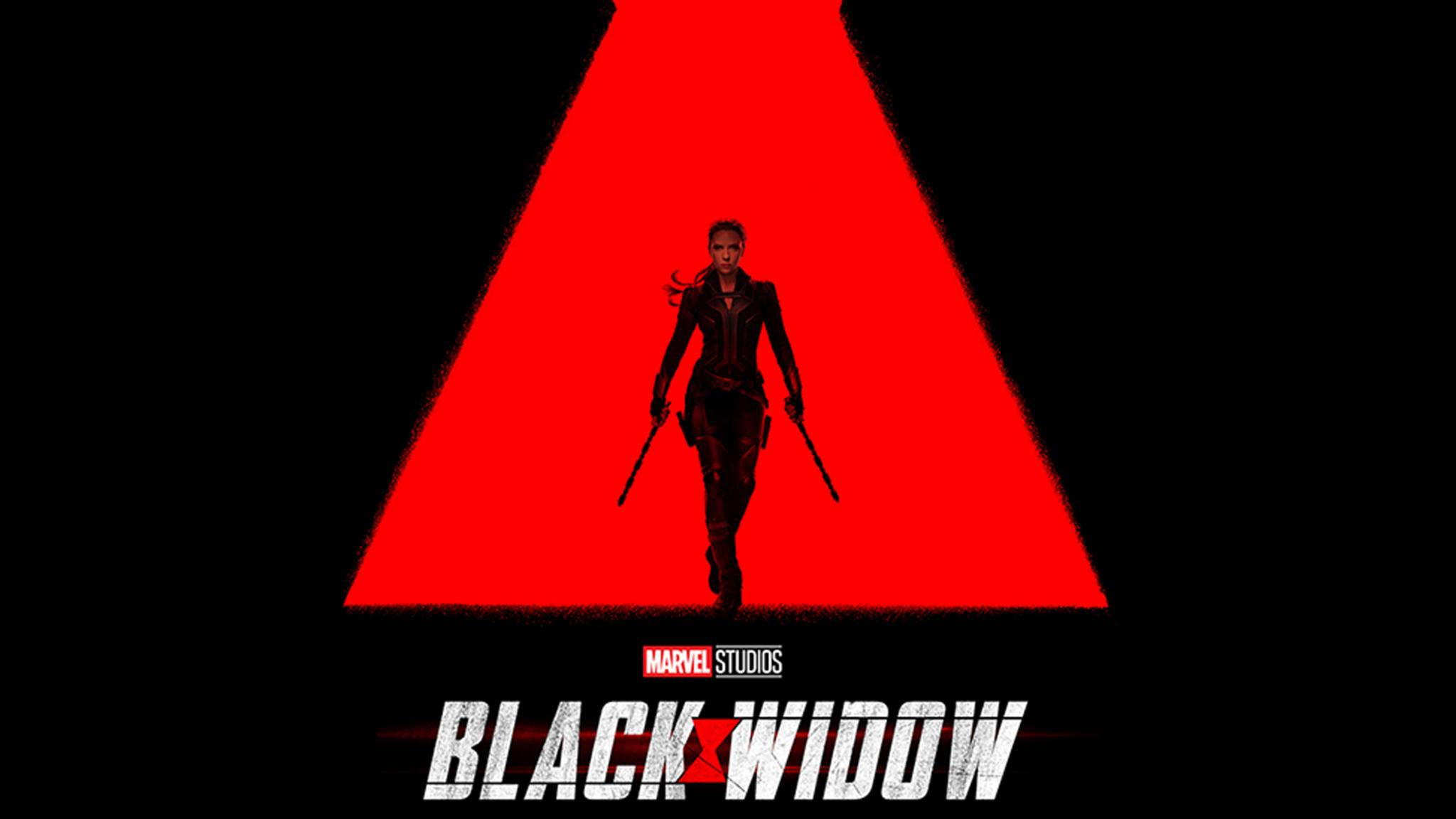 Black Widow Poster-Ausschnitt
