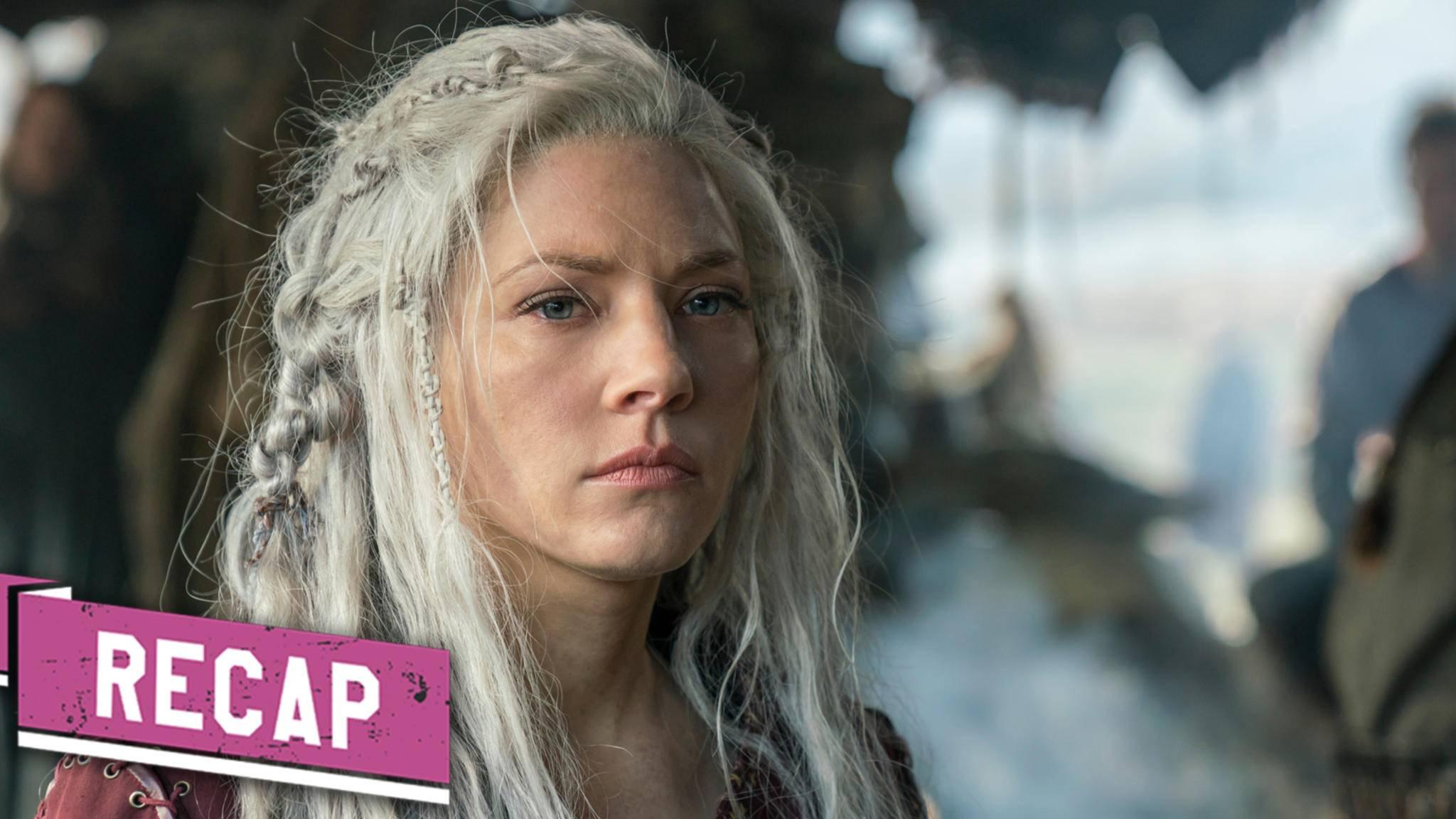 Lagertha in Staffel 5 Teil 2