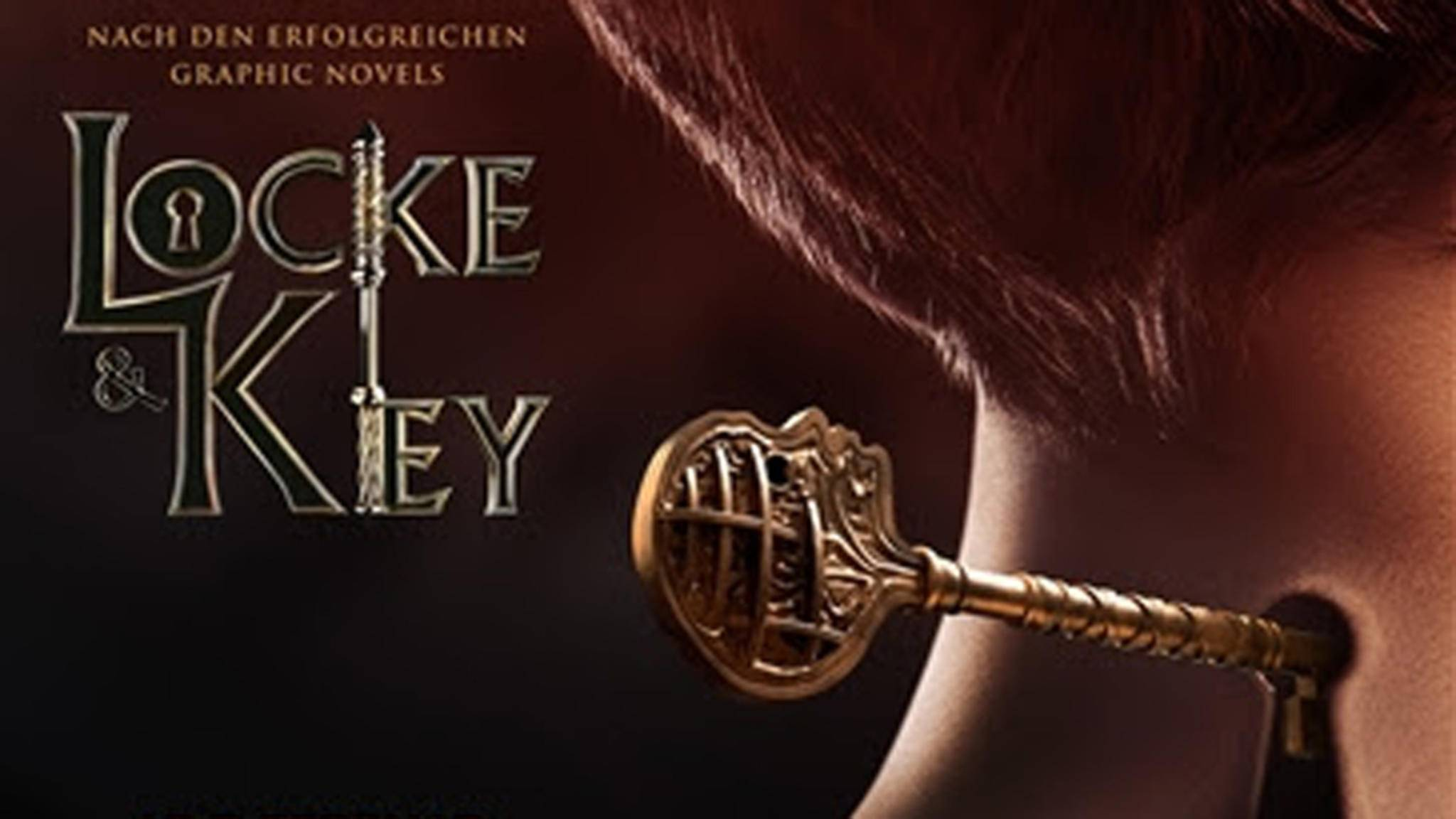 Netflix-Serie Locke and Key