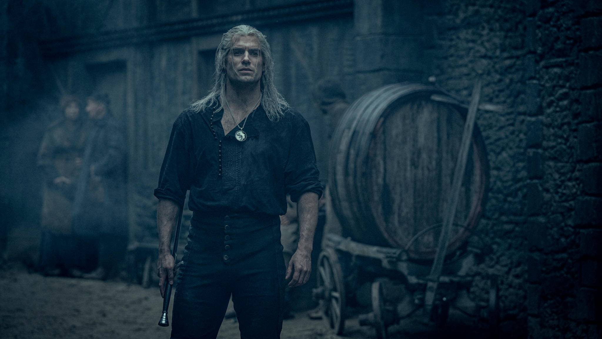 Witcher Gerald von Riva Henry Cavill