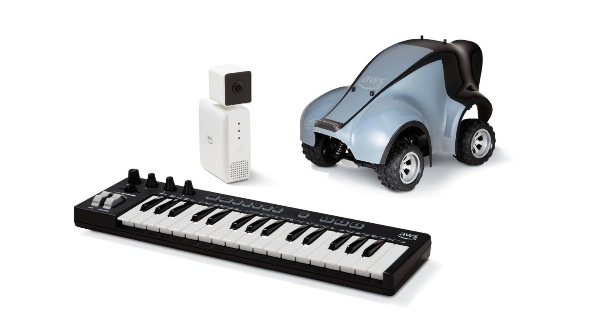 AWS Deep Composer Keyboard