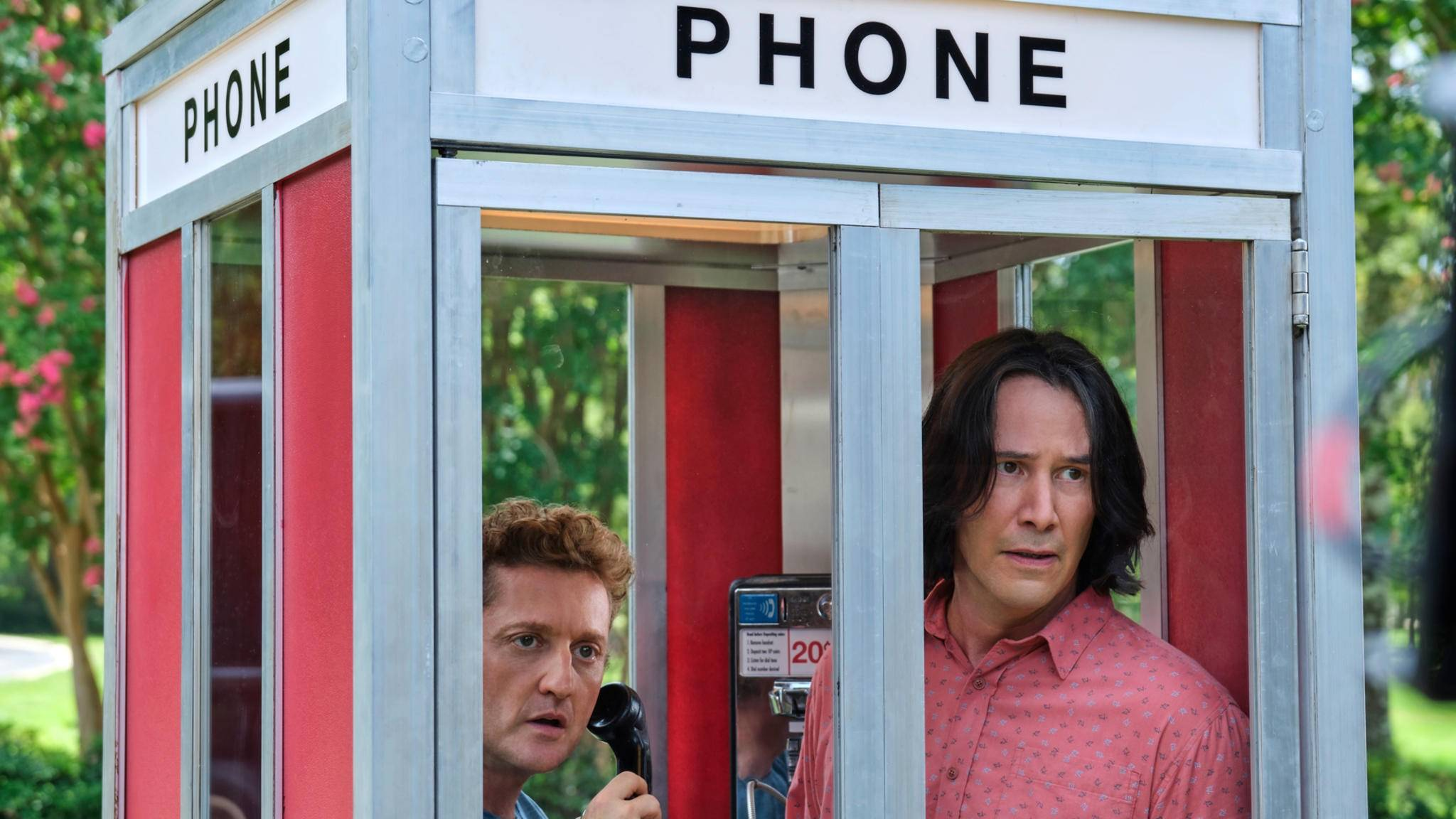 bill & ted face the music alex winter keanu reeves