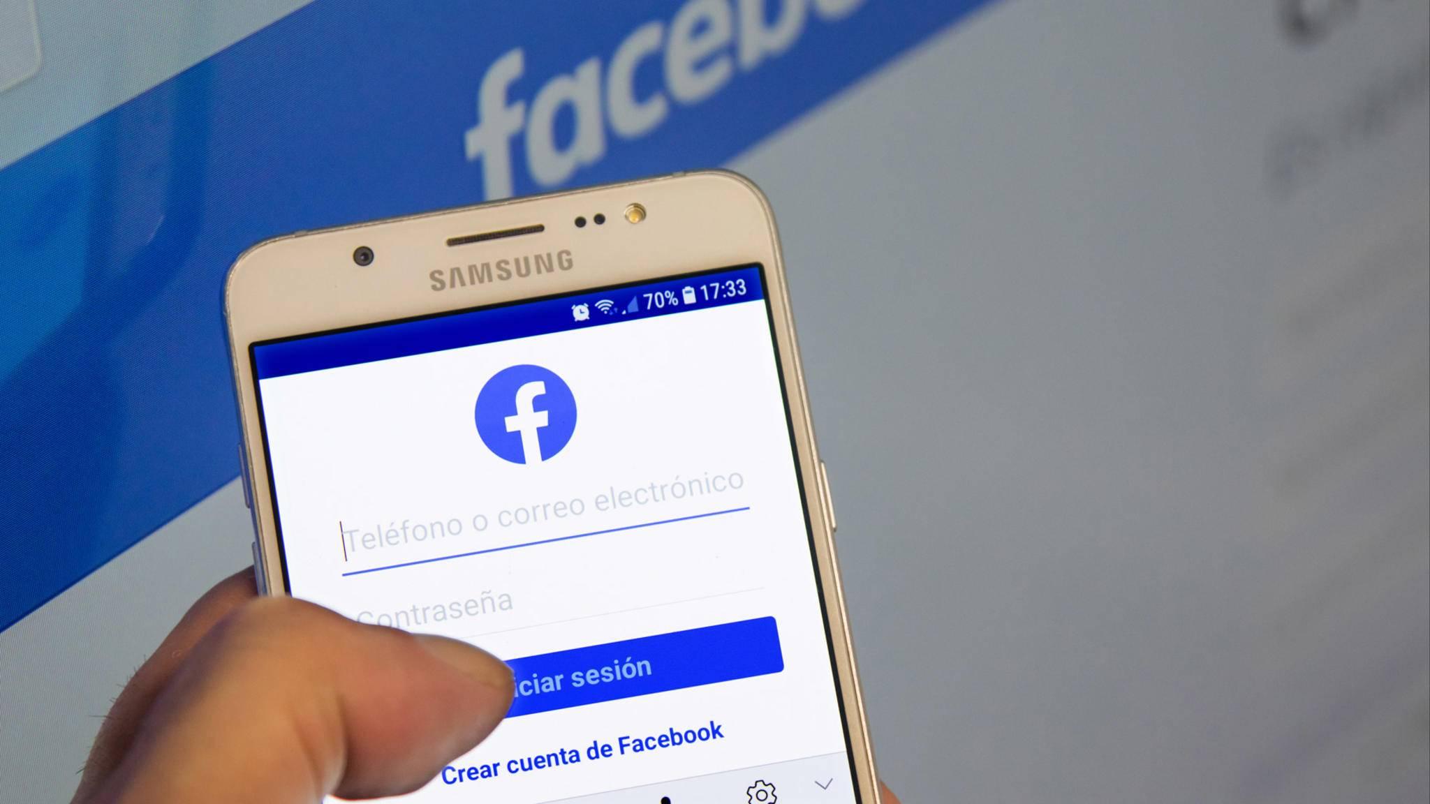 Facebook arbeitet offenbar an einer Smartwatch.