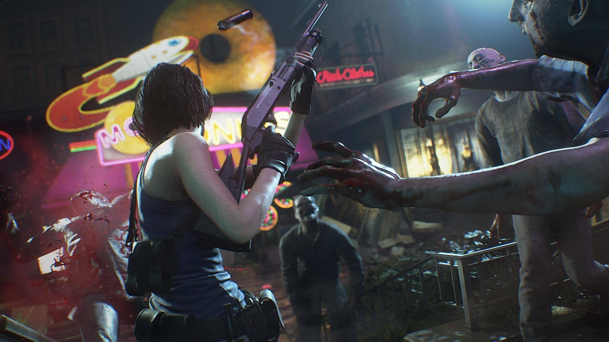 resident-evil-3-remake-jill-shotgun