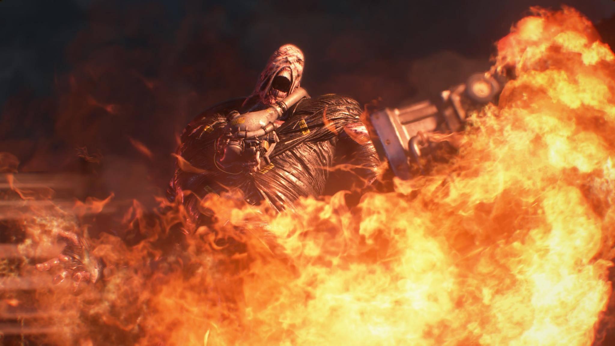 resident-evil-3-remake-nemesis-feuer