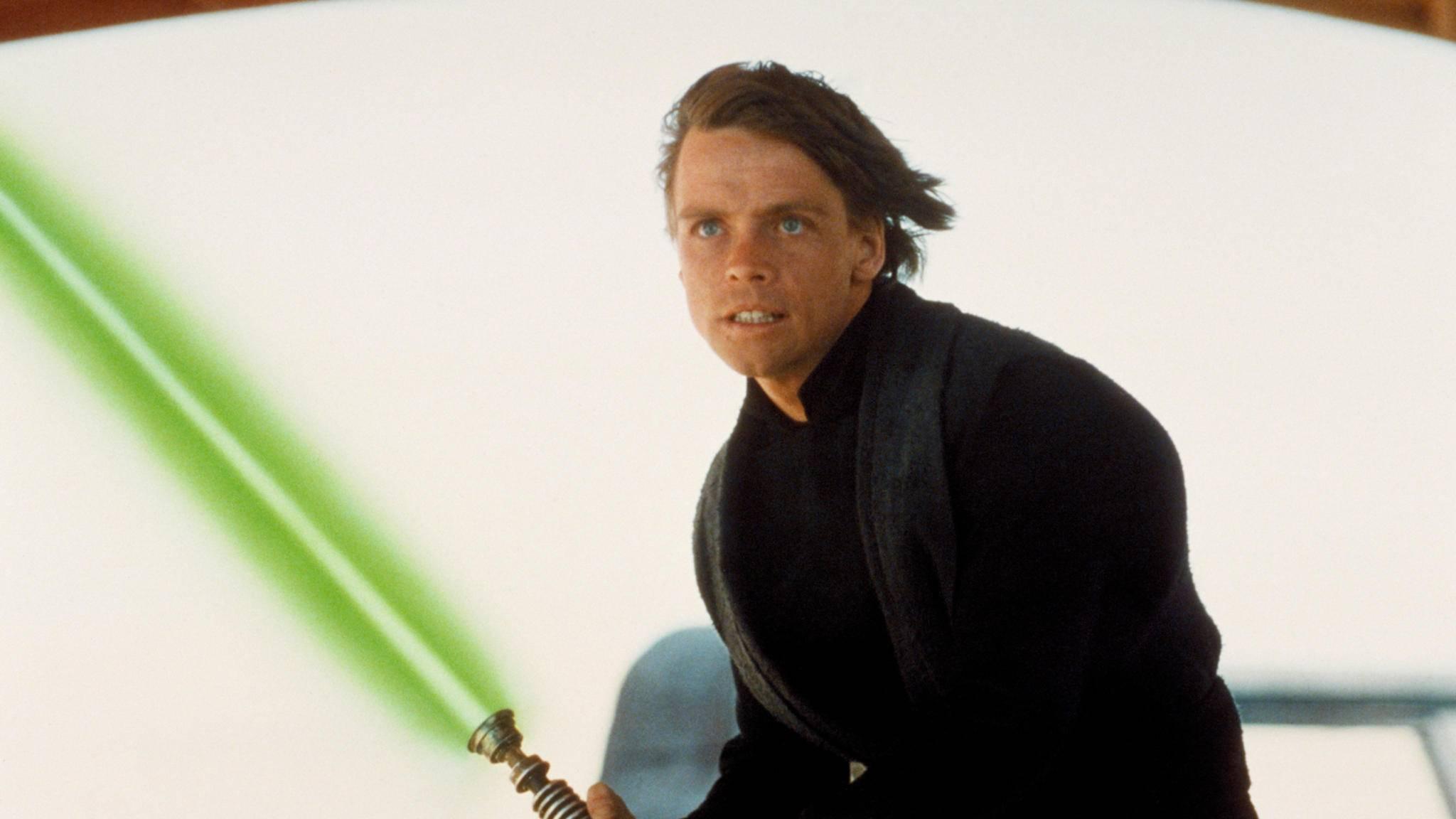 star wars luke skywalker mark hamill