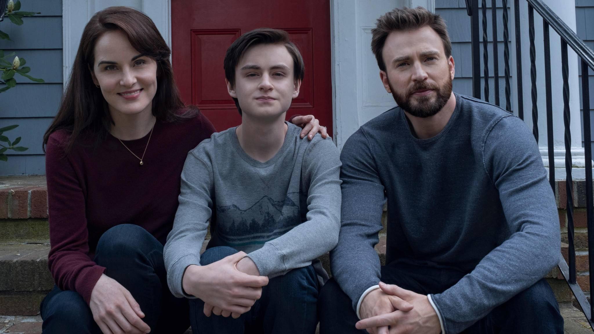Apple verrät Starttermin und Details der neuen Crime-Serie mit Chris Evans