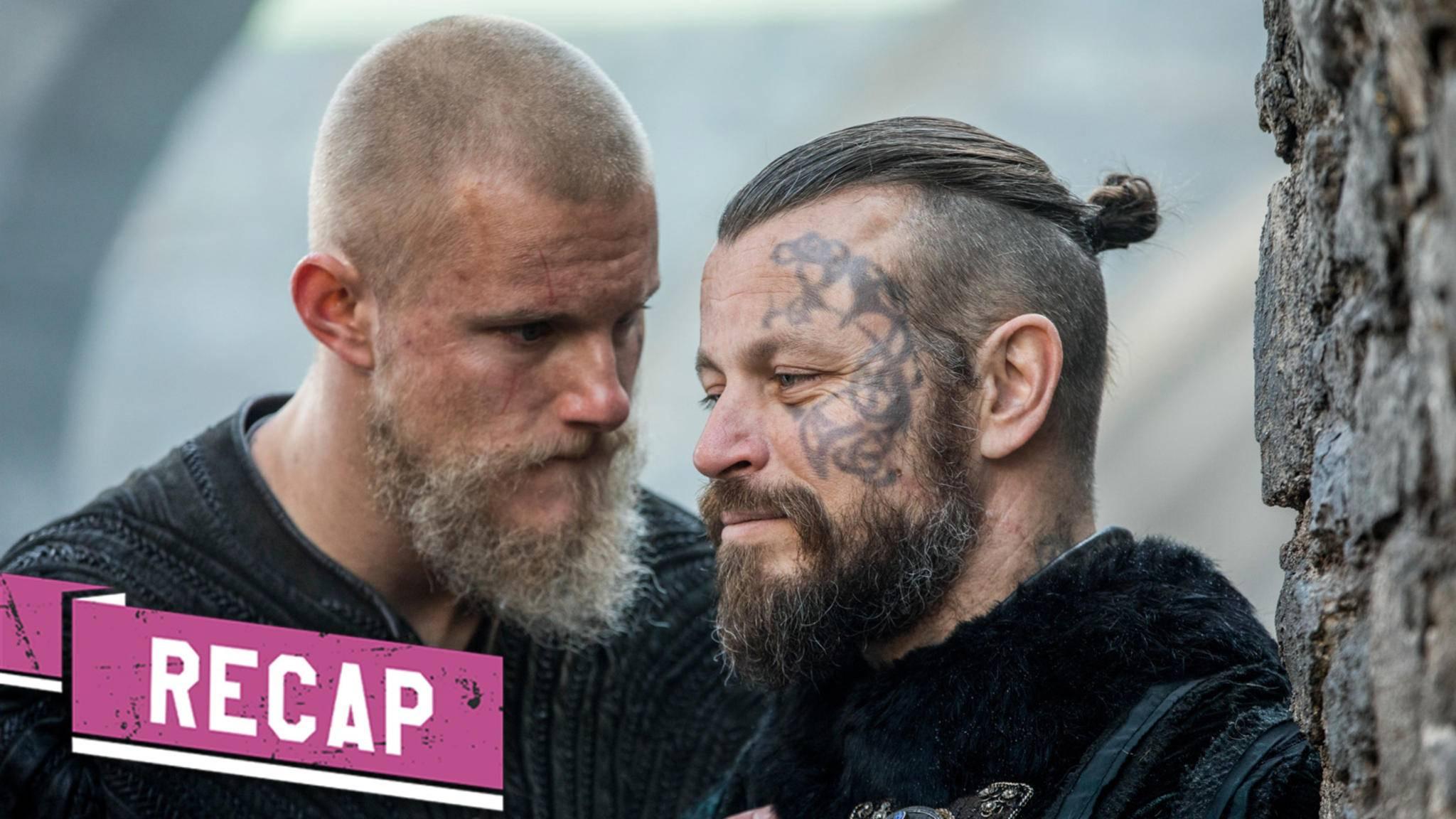Vikings Bjorn und Harald Staffel 5 Teil 2