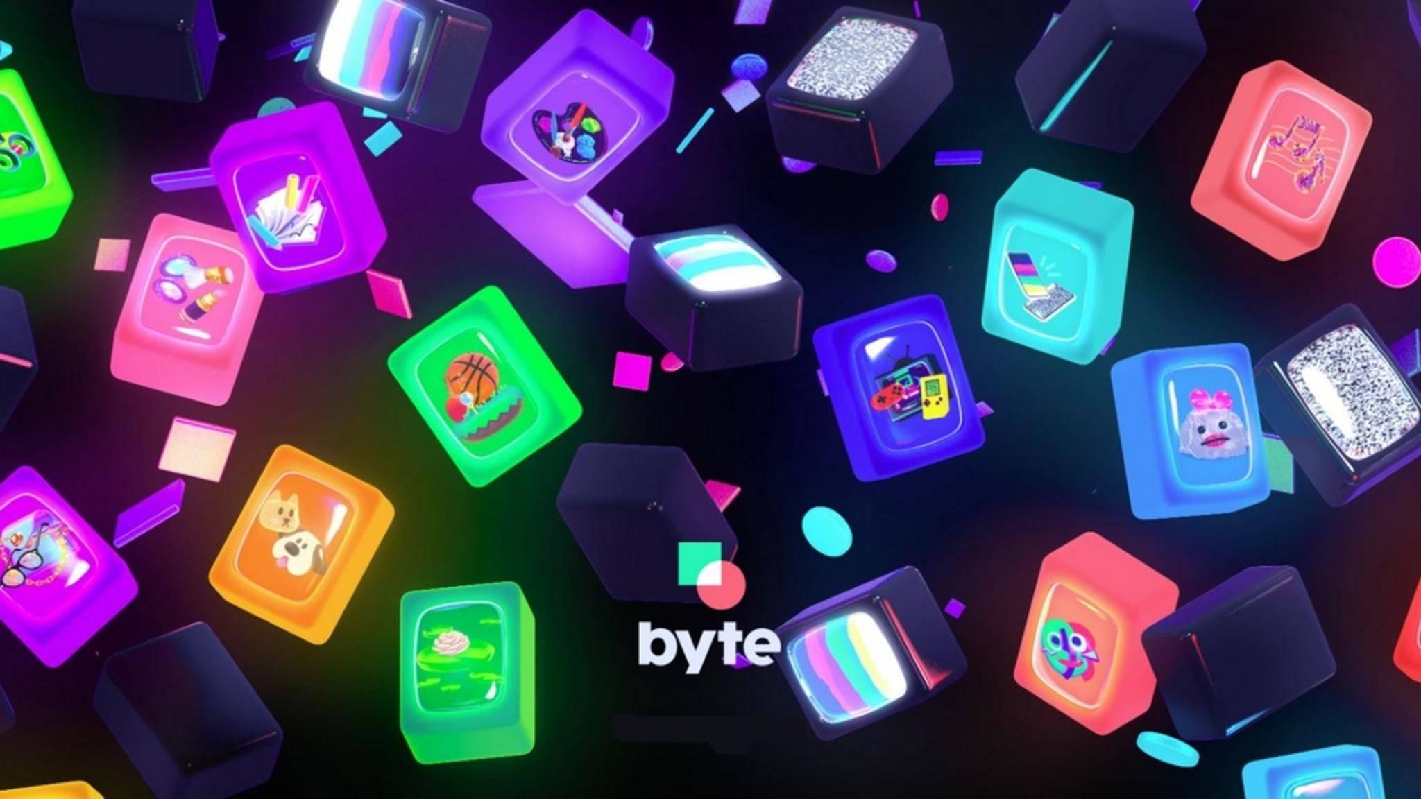 Vine heißt jetzt Byte und will wieder mitmischen.
