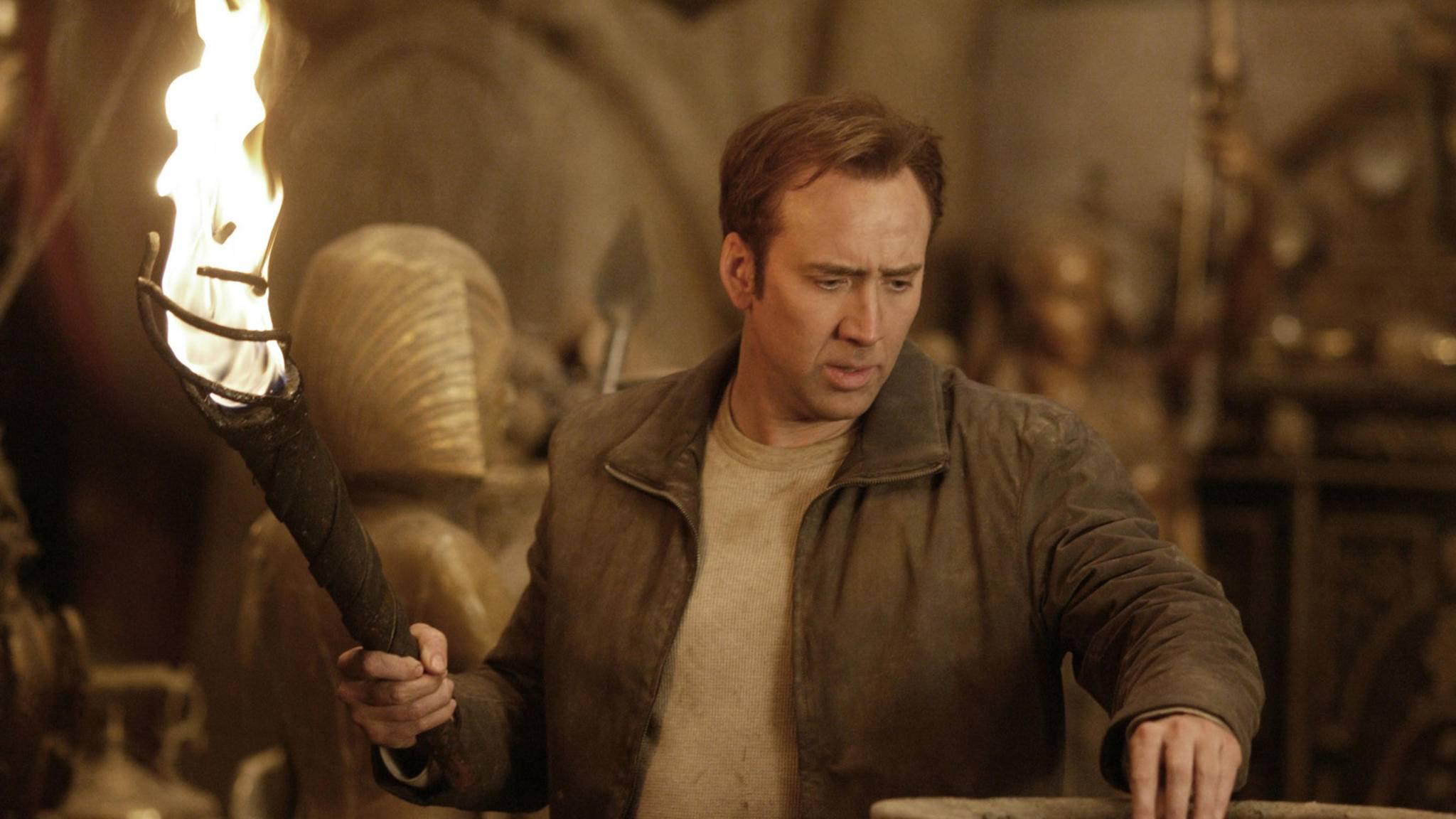 Das Vermächtnis der Tempelritter Nicolas Cage