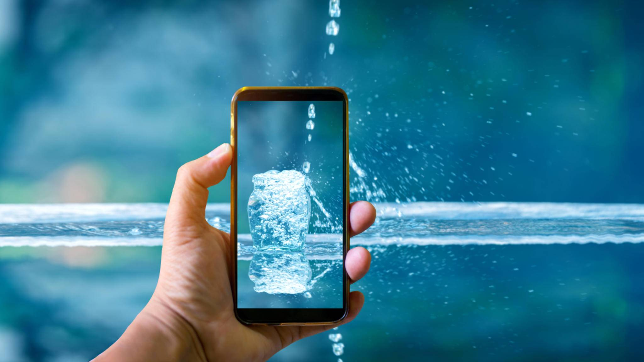 Hintergrund Wallpaper Smartphone