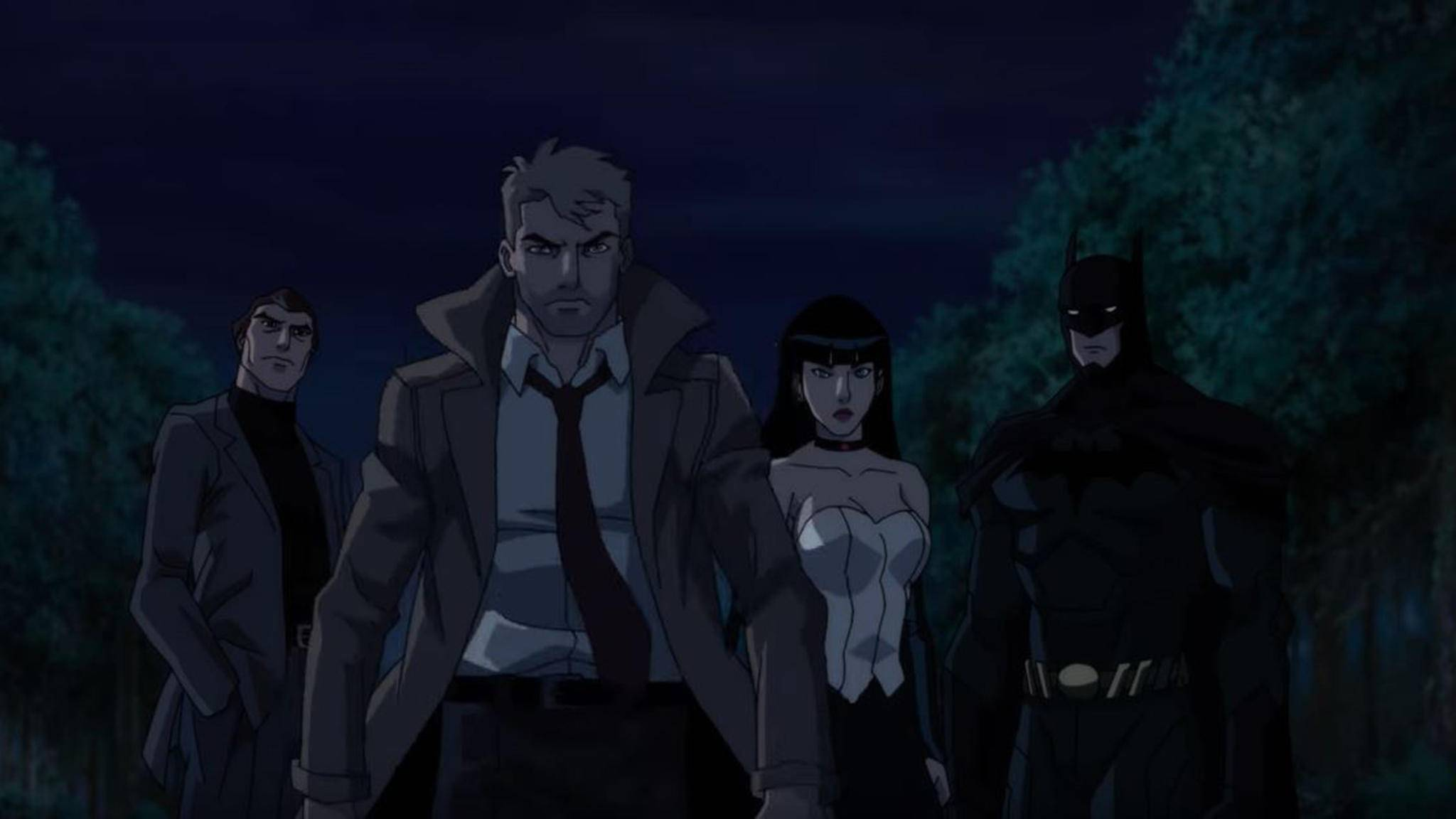 Justice League Dark DC