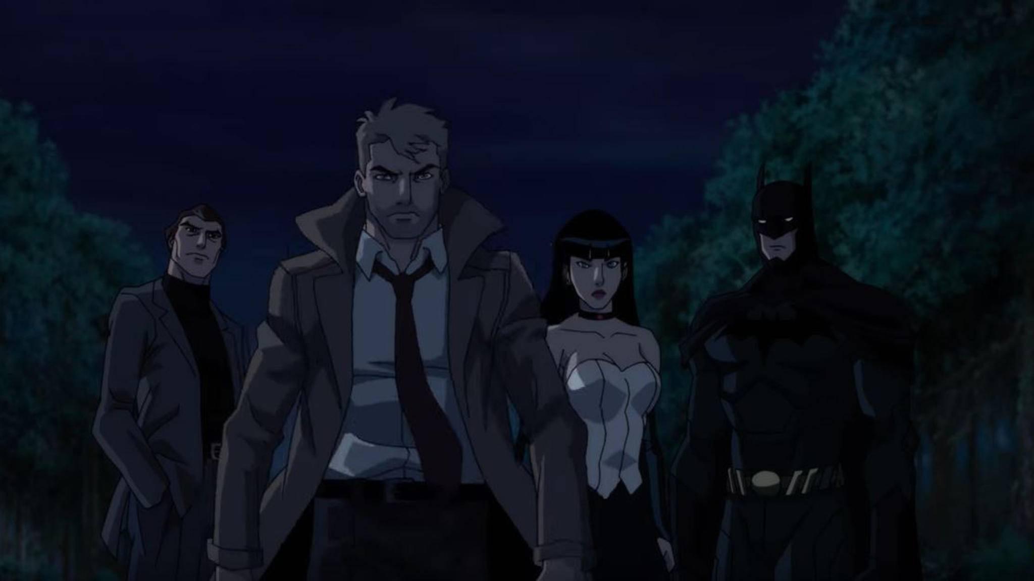 Justice League Dark DC