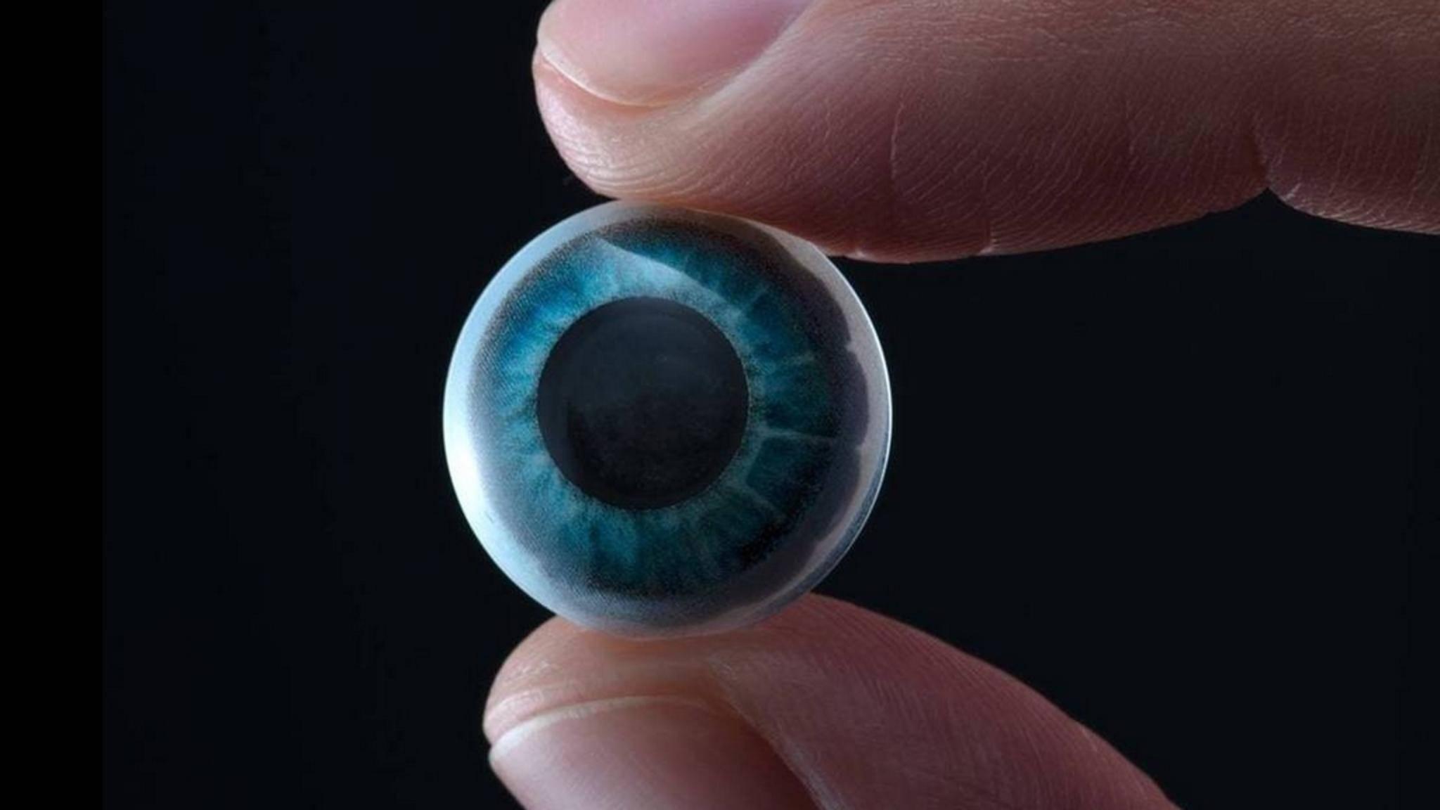 Mojo Vision will die erste AR-Kontaktlinse der Welt auf den Markt bringen.
