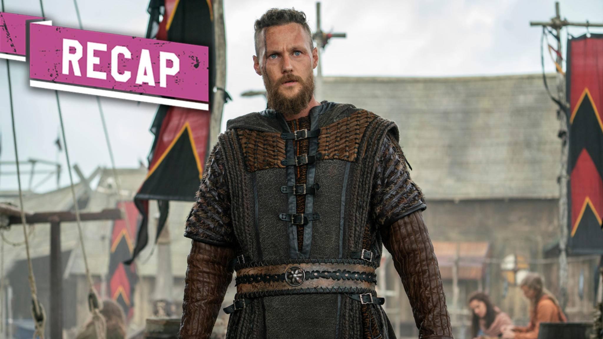 Vikings Ubbe Staffel 6 Recap