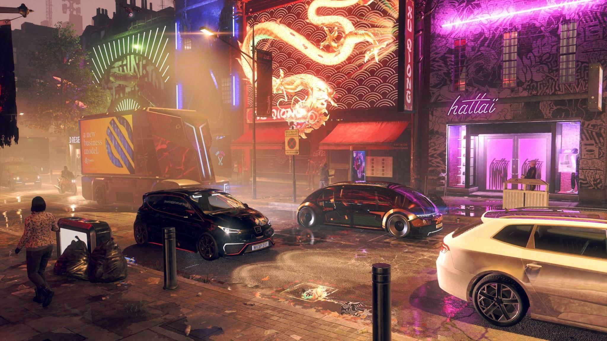 """Spieglein, Spieglein: """"Watch Dogs Legion"""" ist einer der ersten Xbox-Titel mit Raytracing."""