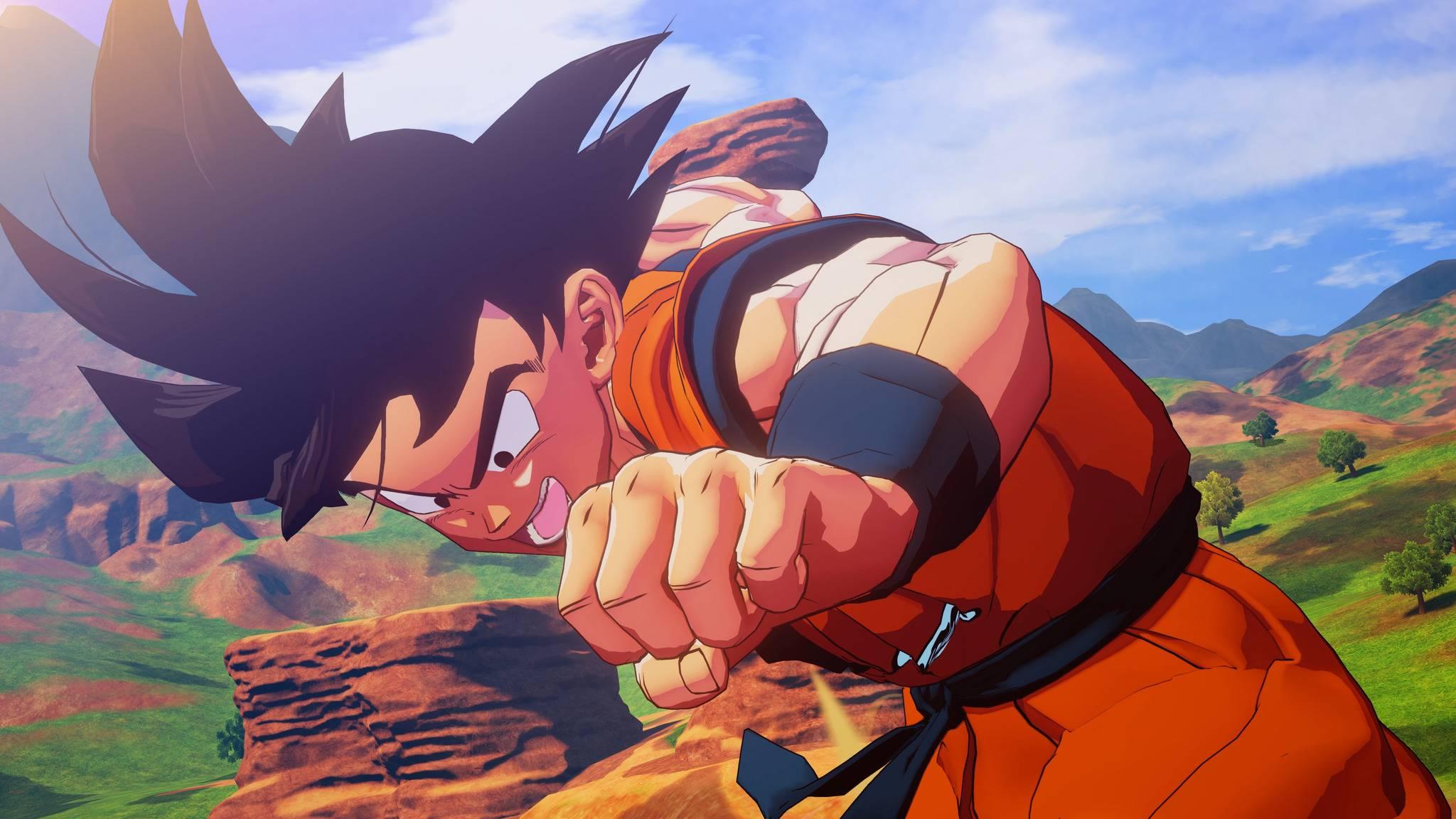 Son Goku ist endlich wieder da!