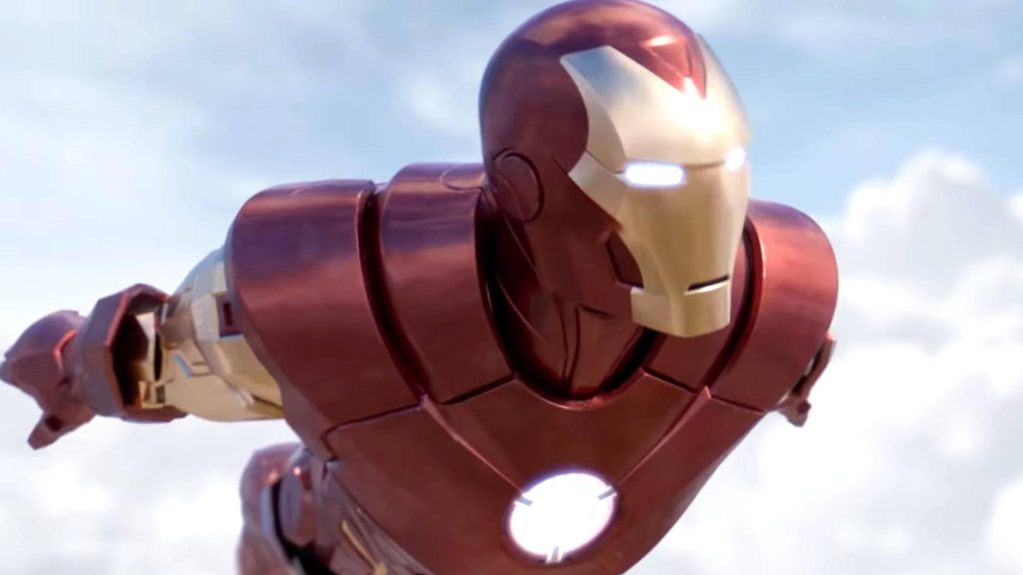 """Zackig durch die Lüfte im coolen rot-goldenen Anzug: Ab 3. Juli kannst Du mit """"Iron Man VR"""" durchstarten."""