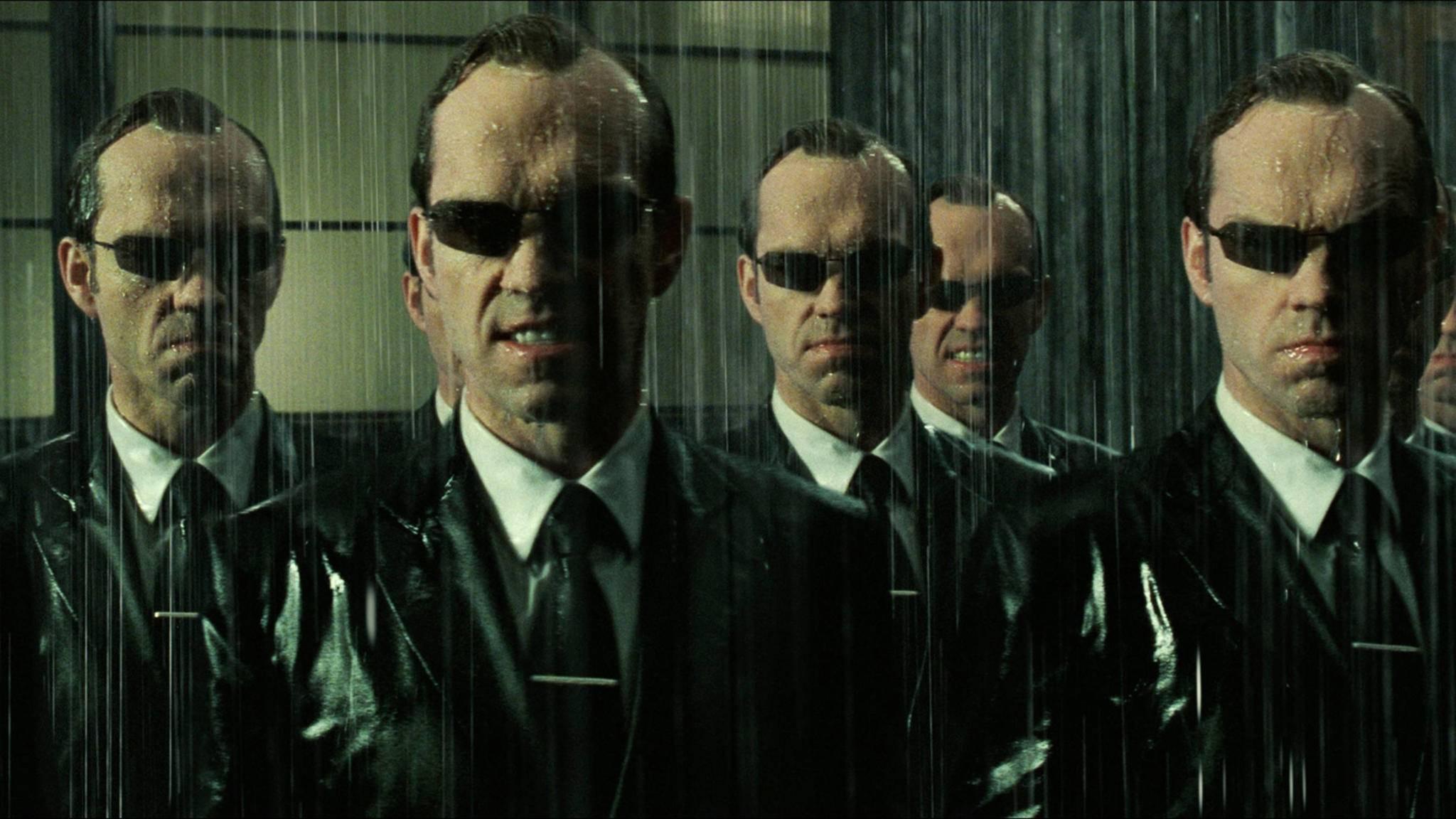 matrix agent smith hugo weaving