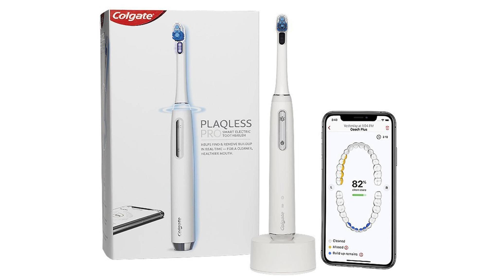 smarte Zahnbürste Colgate Plaqless Pro