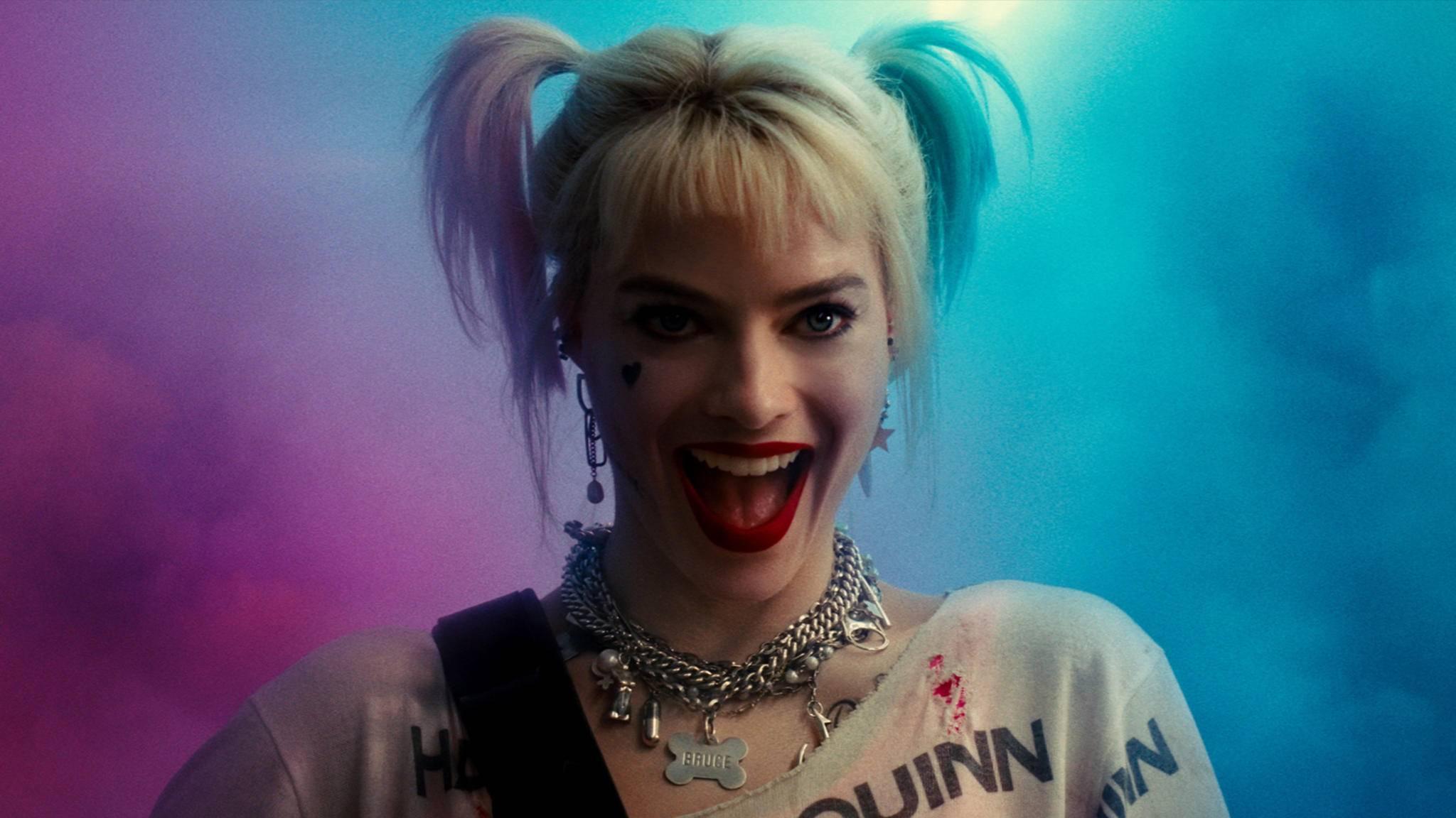 Birds of Prey Margot Robbie als Harley Quinn
